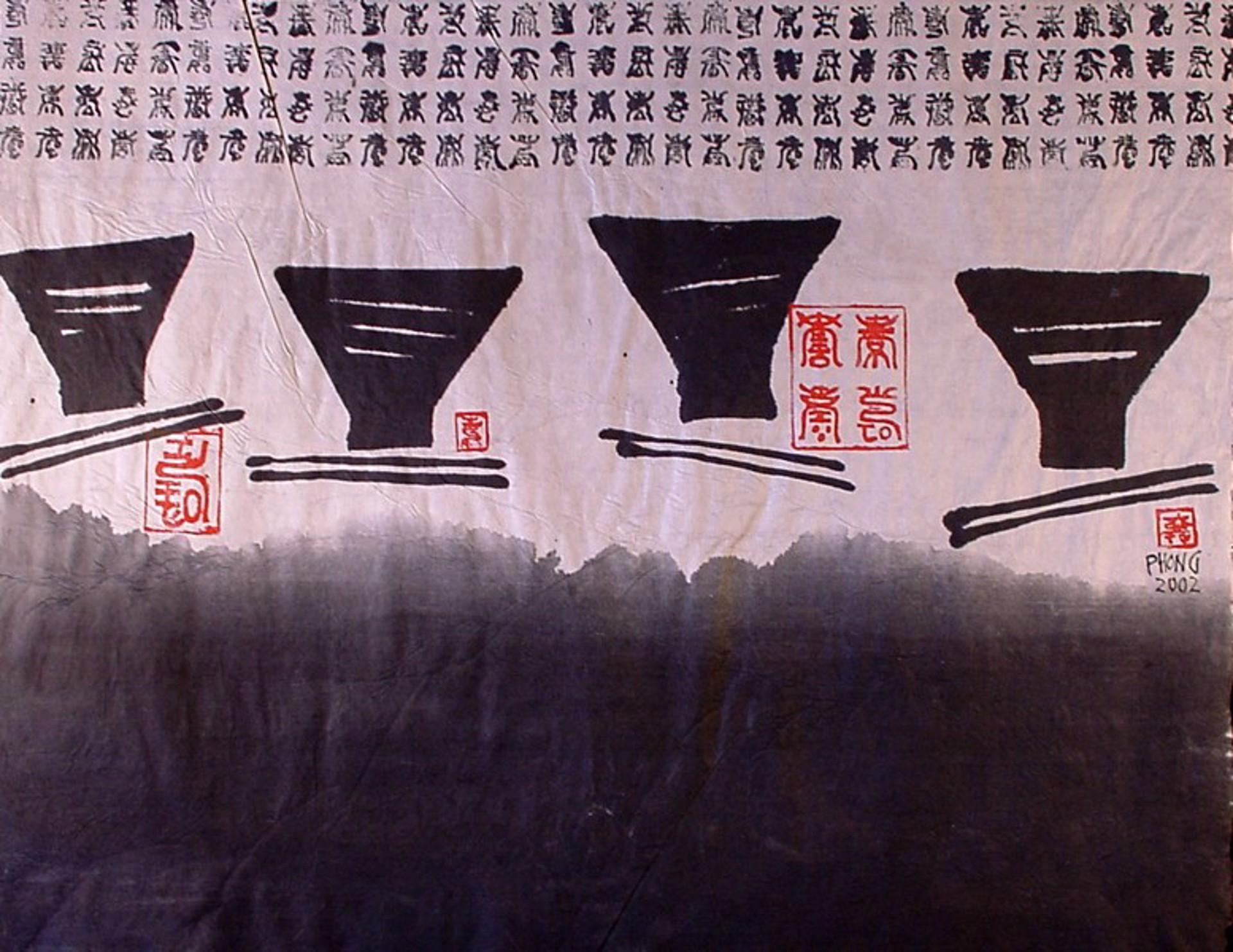 Rice Bowls by Hoang Thanh Vinh Phong