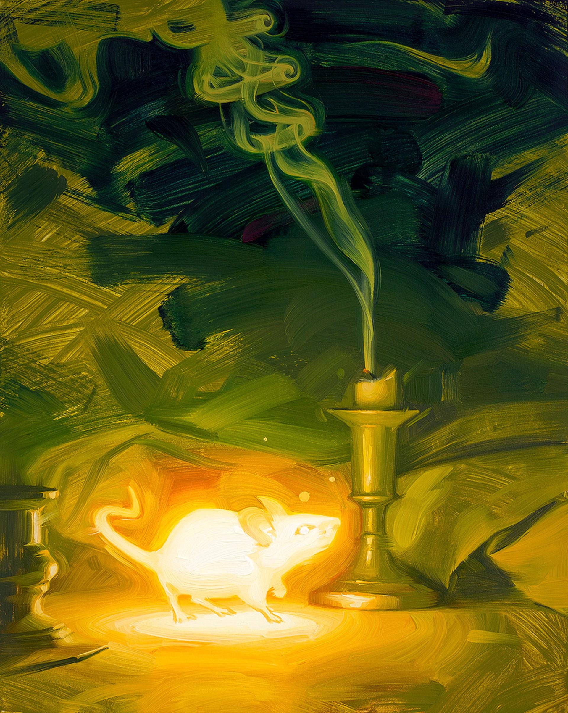 Bioluminescence 2 by Rob Rey