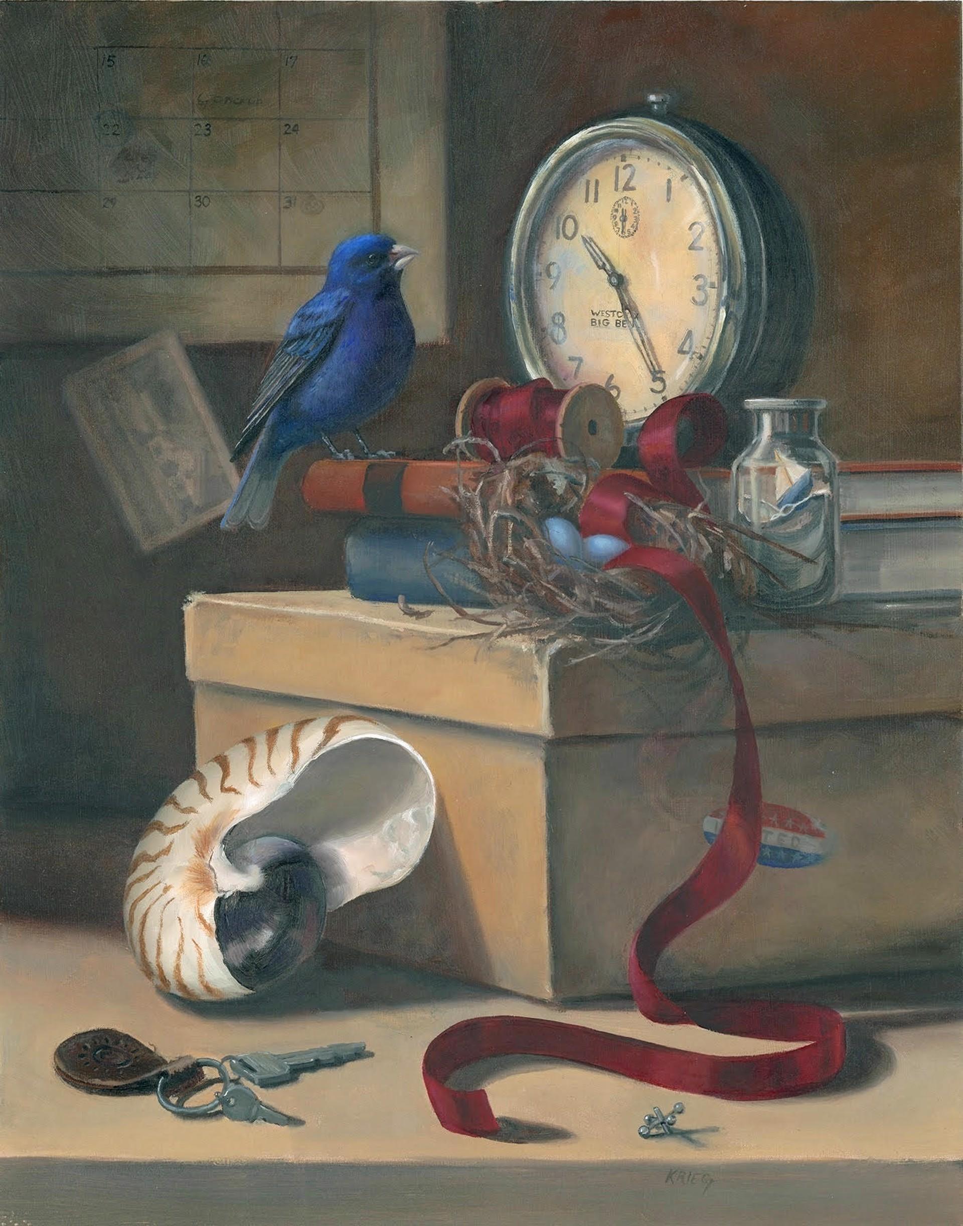 Time Capsule by Katharine Krieg