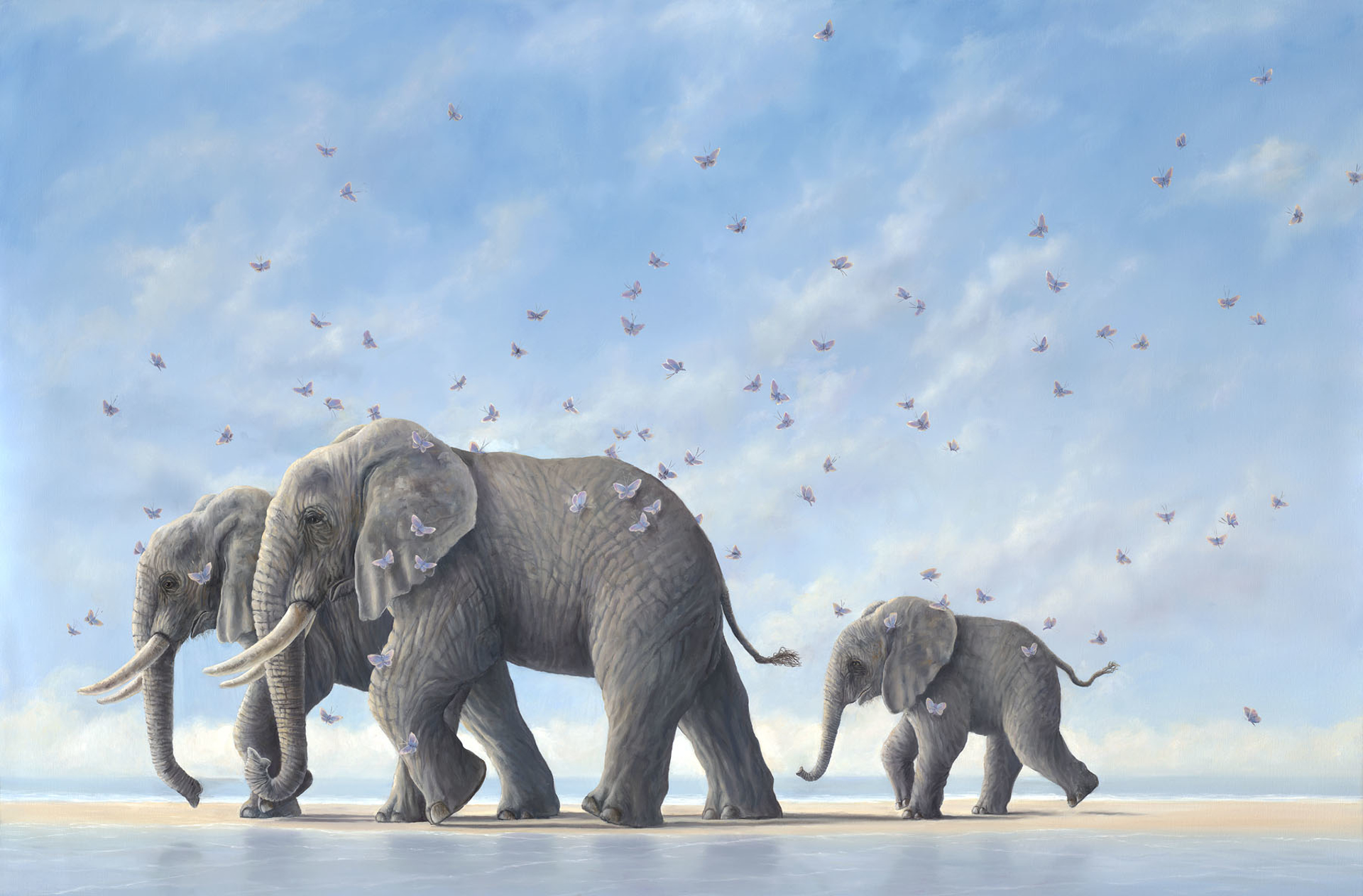 Voyagers by Robert Bissell