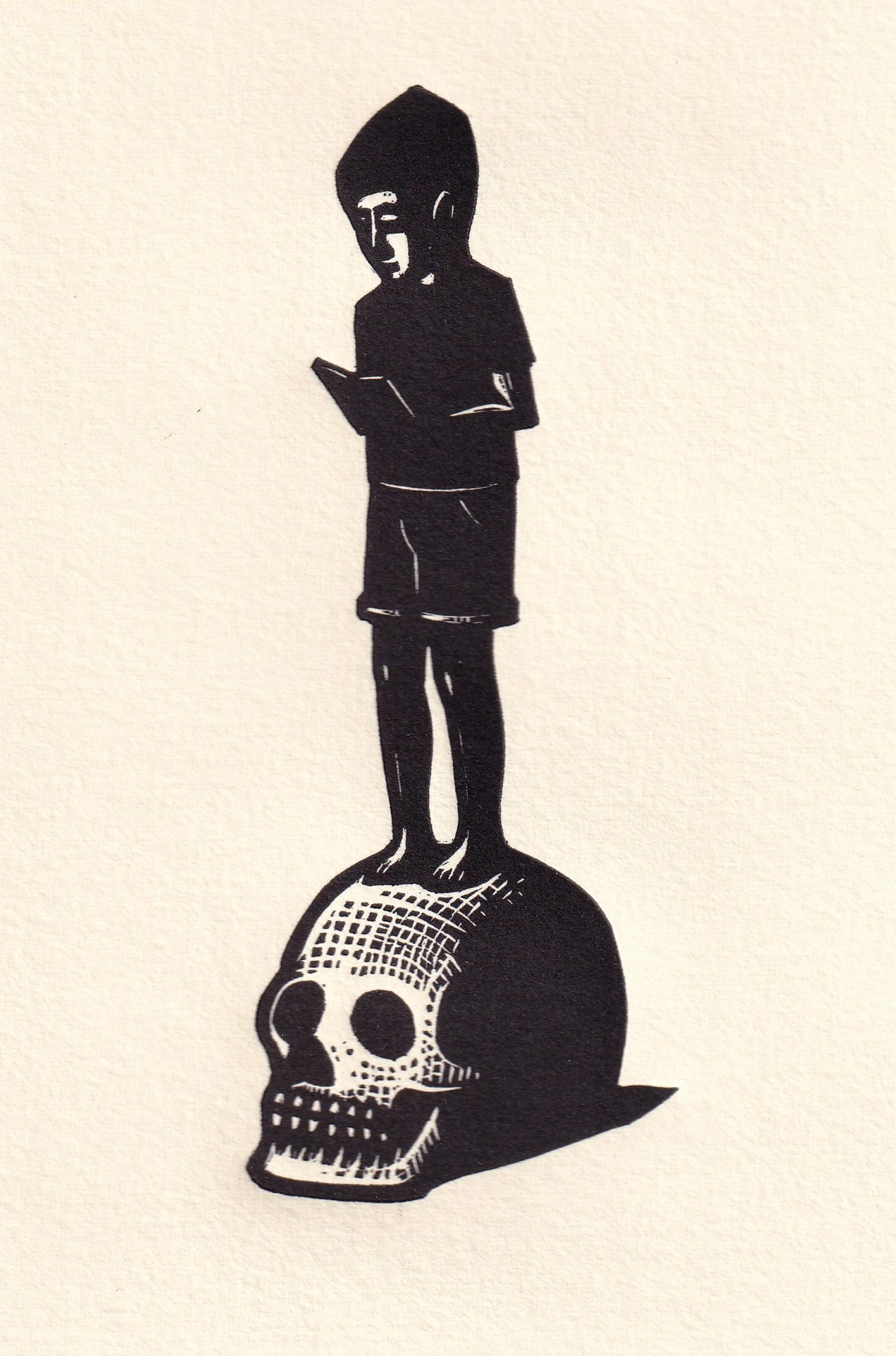Niño Craneo by Alberto Cruz