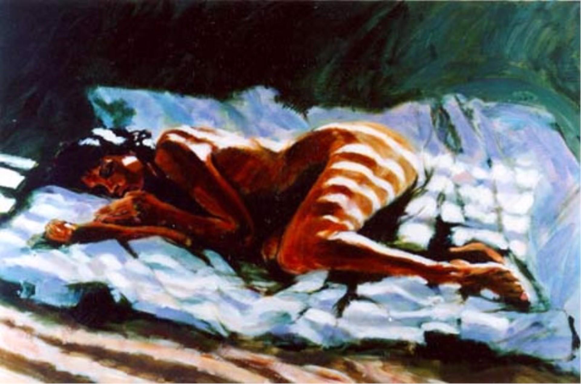 Lisa's Siesta by Aldo Luongo