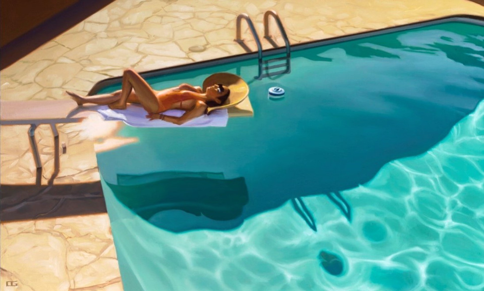 My Time (S/N) by Carrie Graber