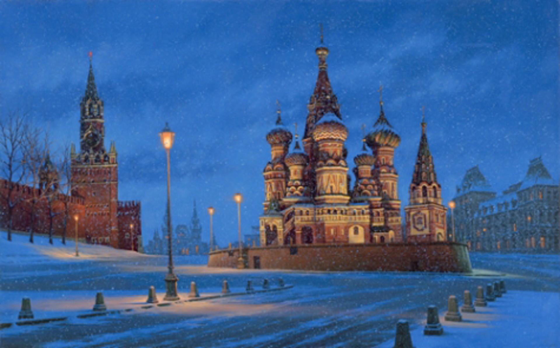 St. Basils by Alexei Butirskiy