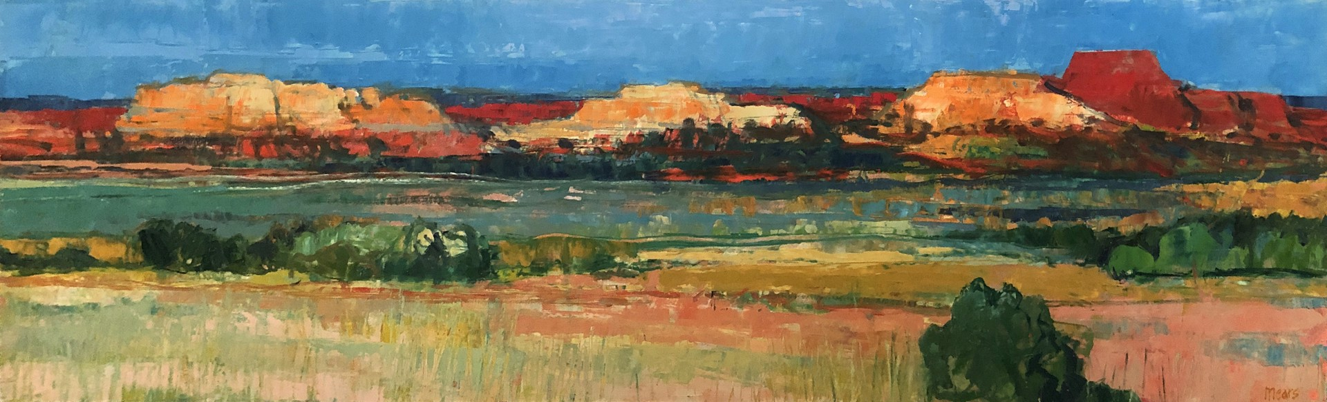 Red Mesa by Herb Mears