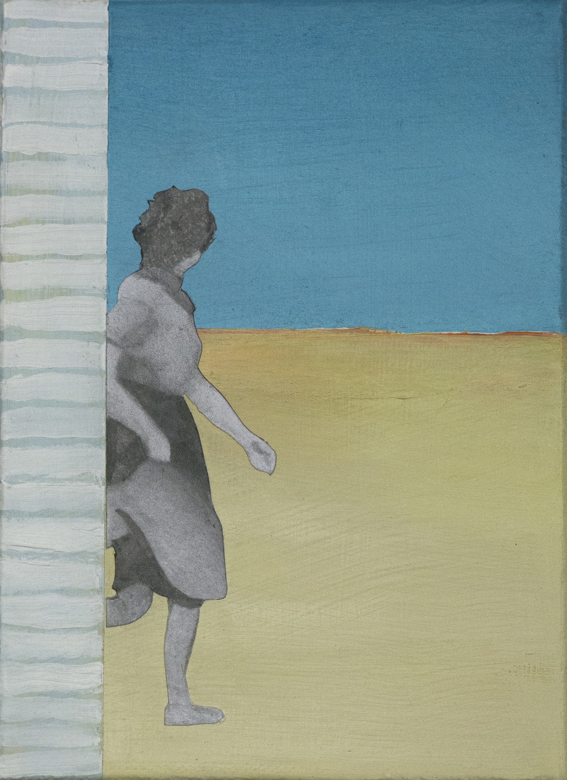 Elsie Emerging by David Sebberson