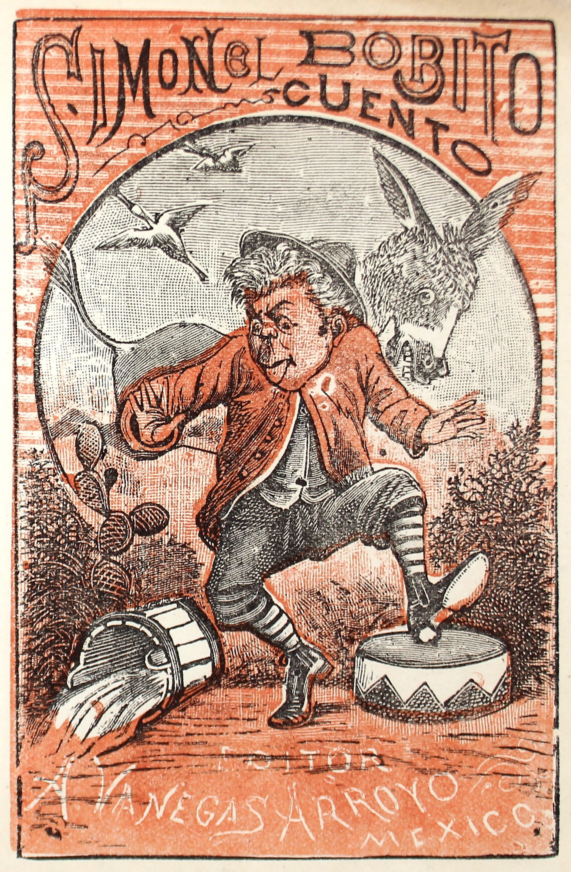 Simon el Bobito by José Guadalupe Posada (1852 - 1913)