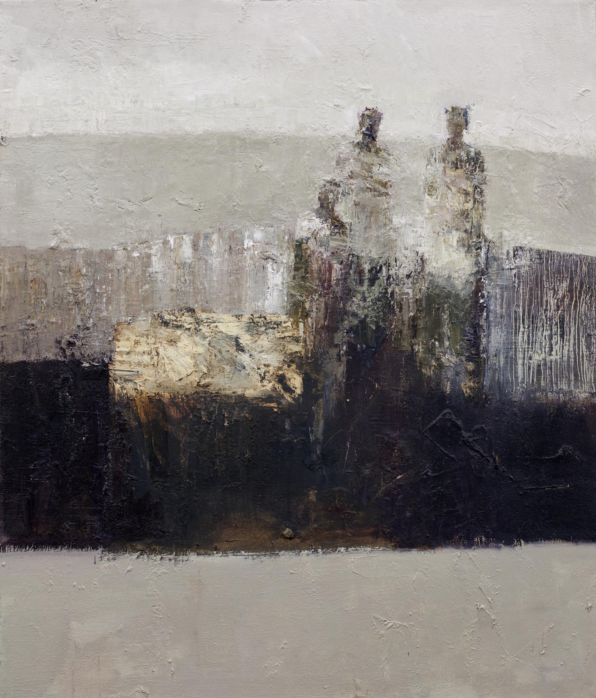 Figures in Landscape by Dan McCaw