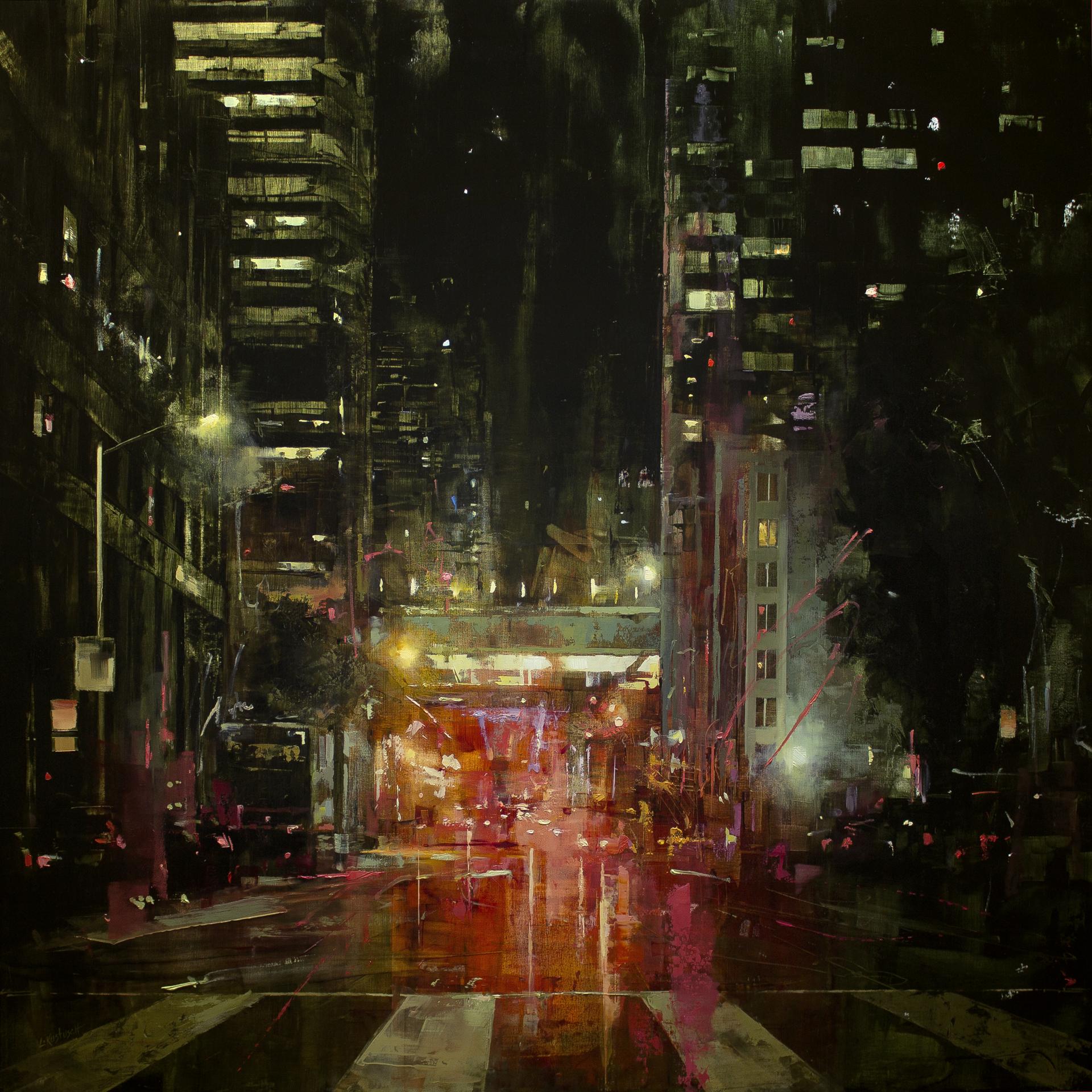 Afterglow by Lindsey Kustusch