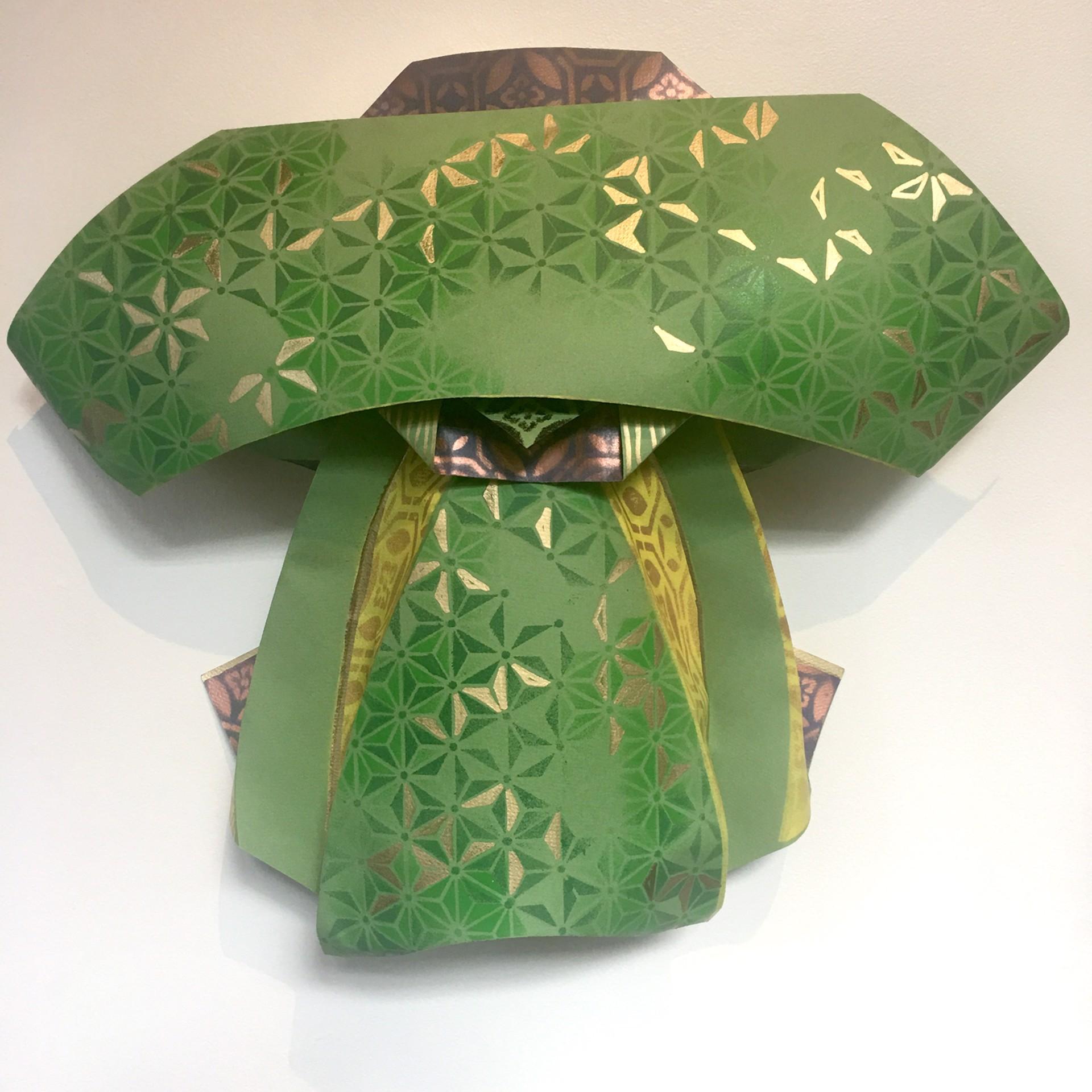 Wakudamono Series: Green Gold by Jonathan Wakuda Fischer