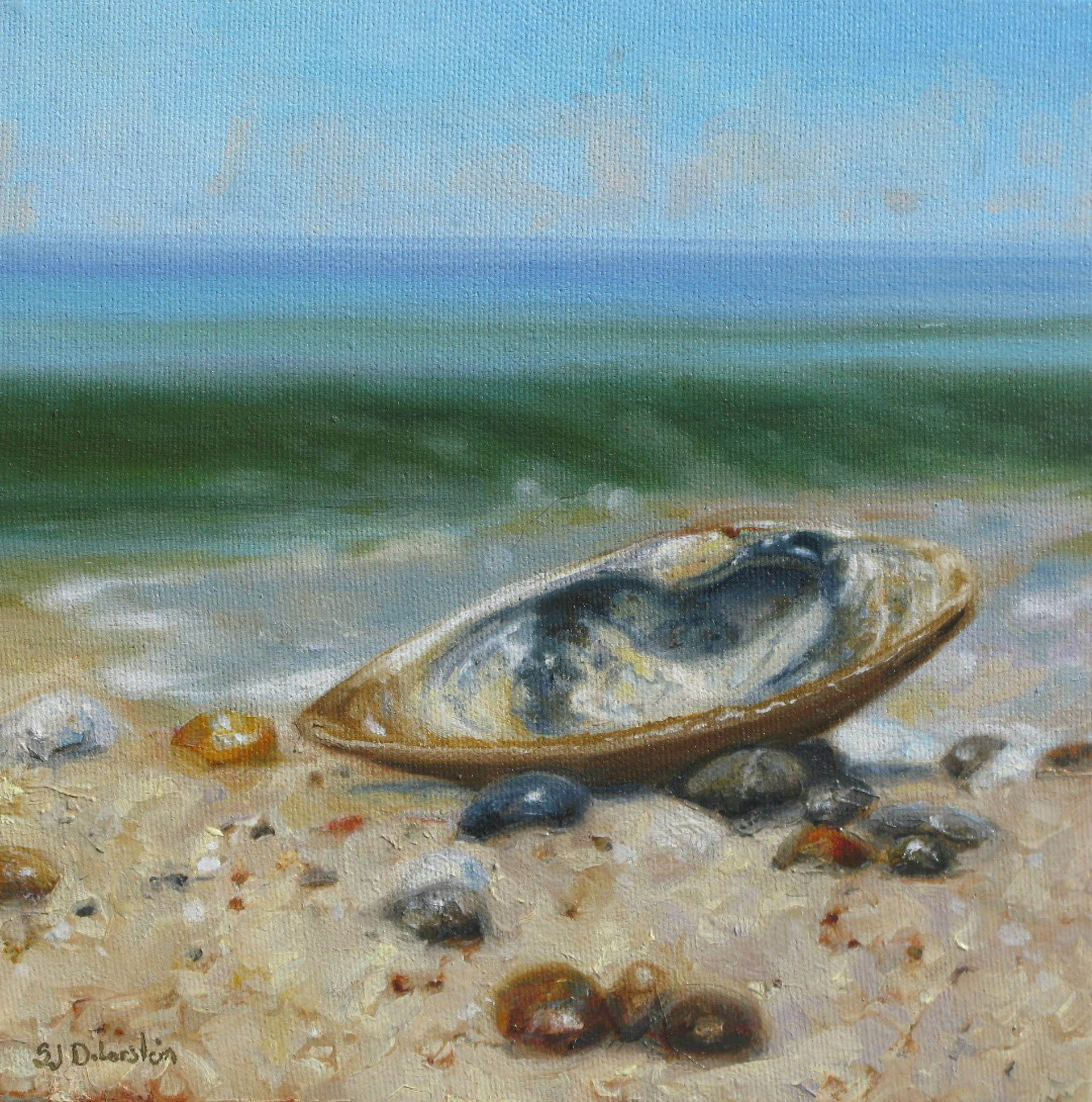 Clamming Up by Sara Jane Doberstein