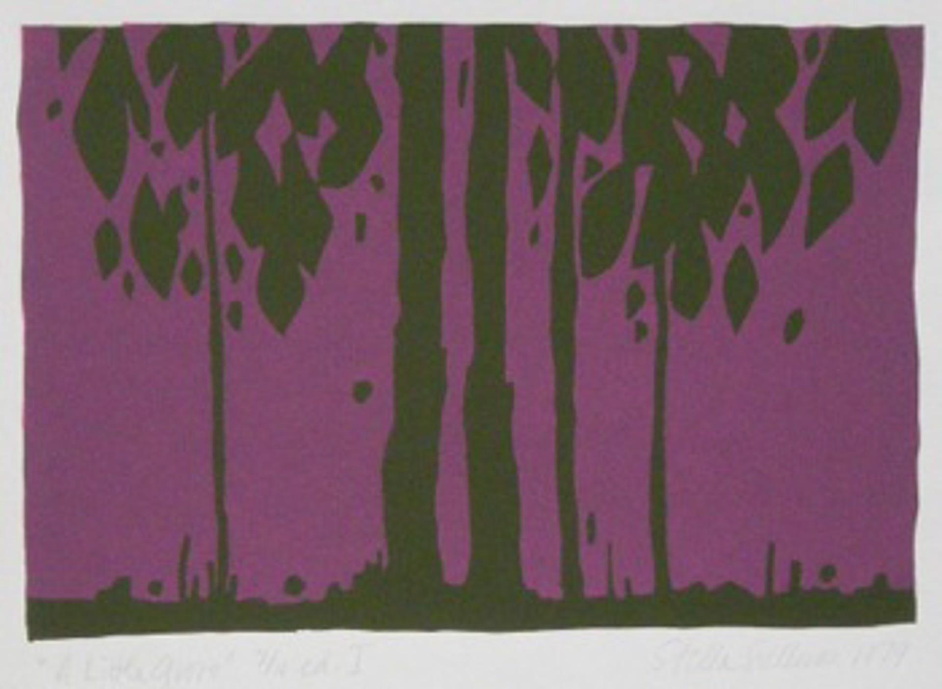 A Little Grove by Stella Sullivan Prints