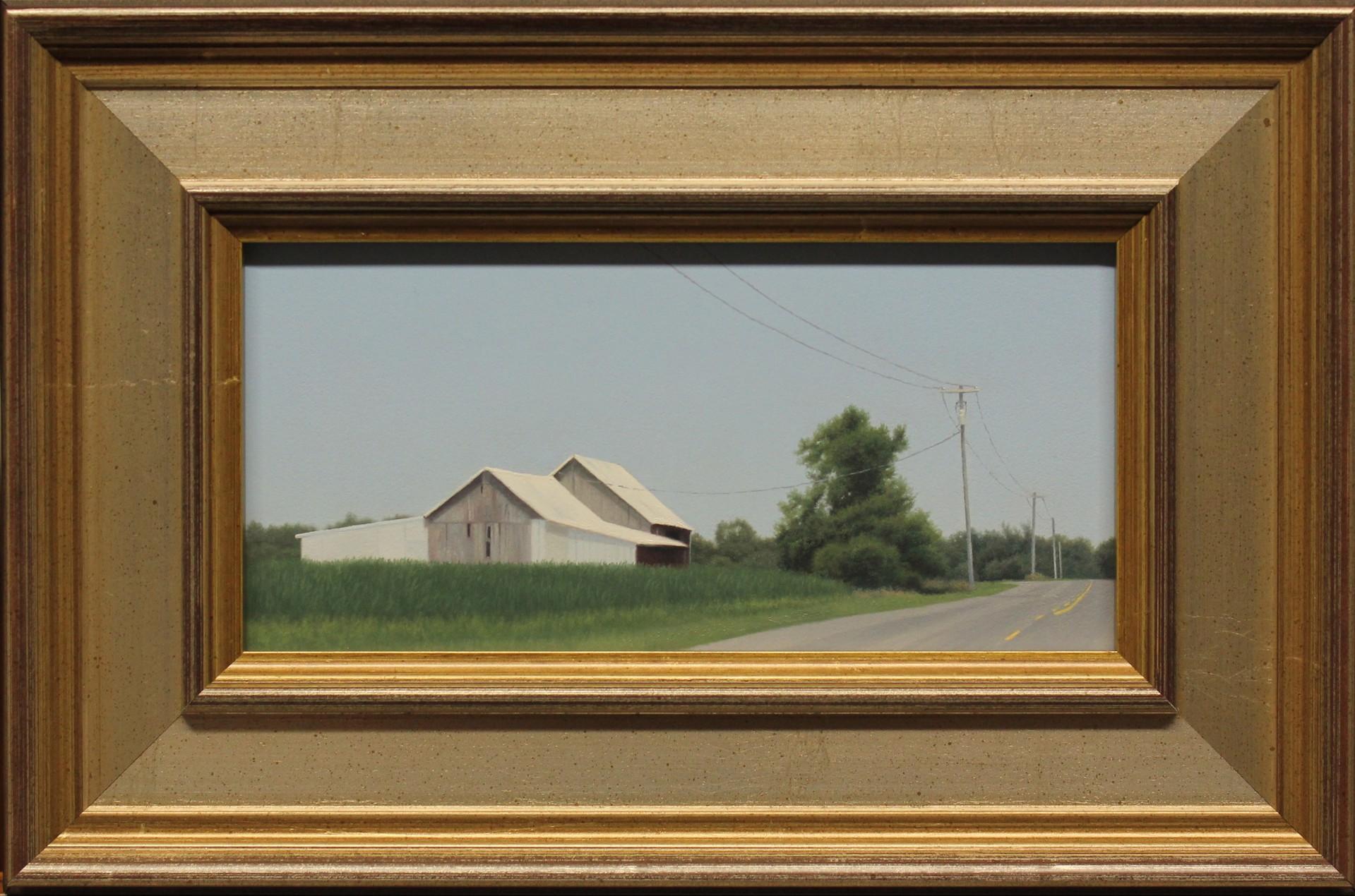 Farm Country by Brett Scheifflee