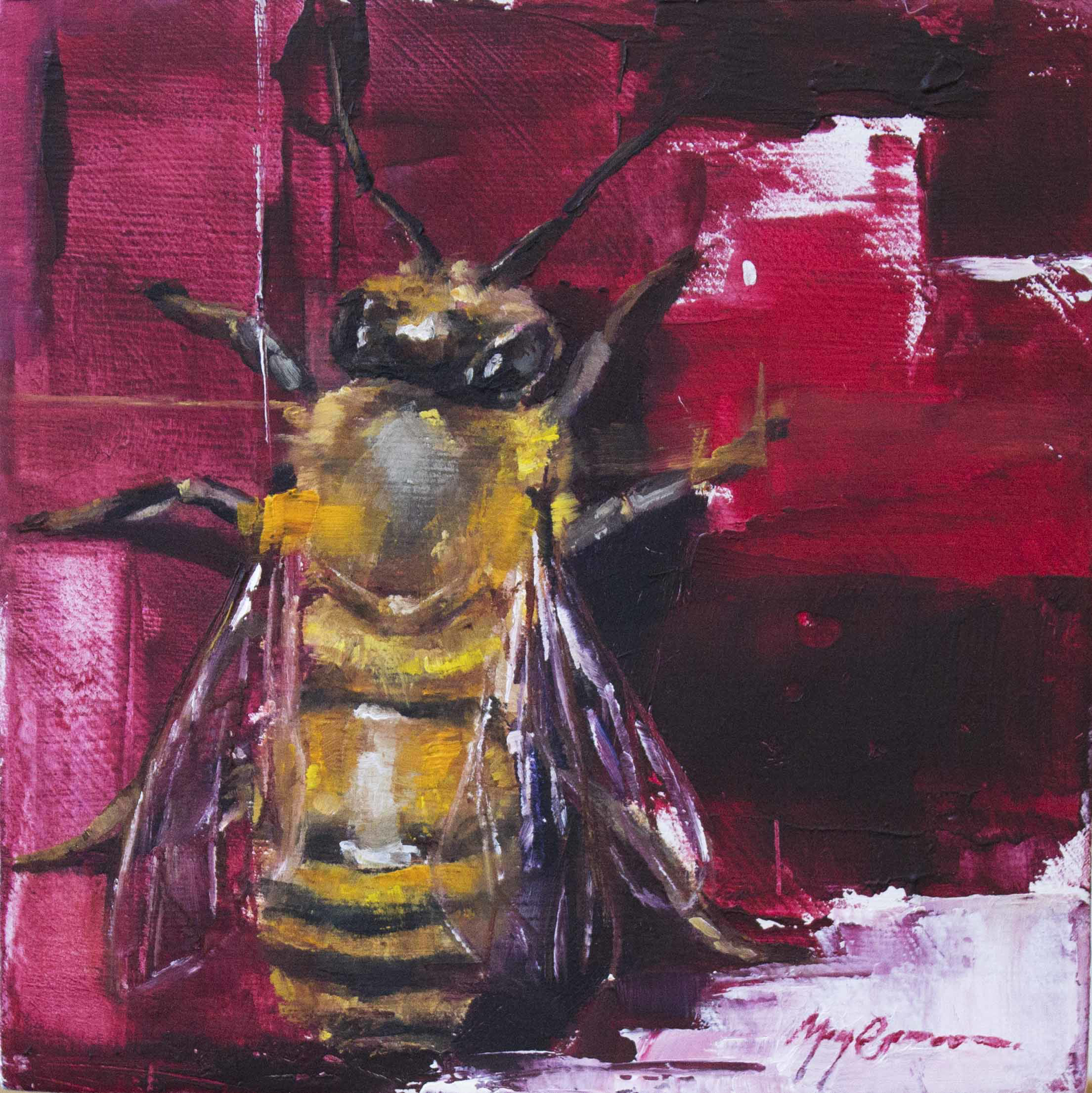 Bee by Morgan Cameron