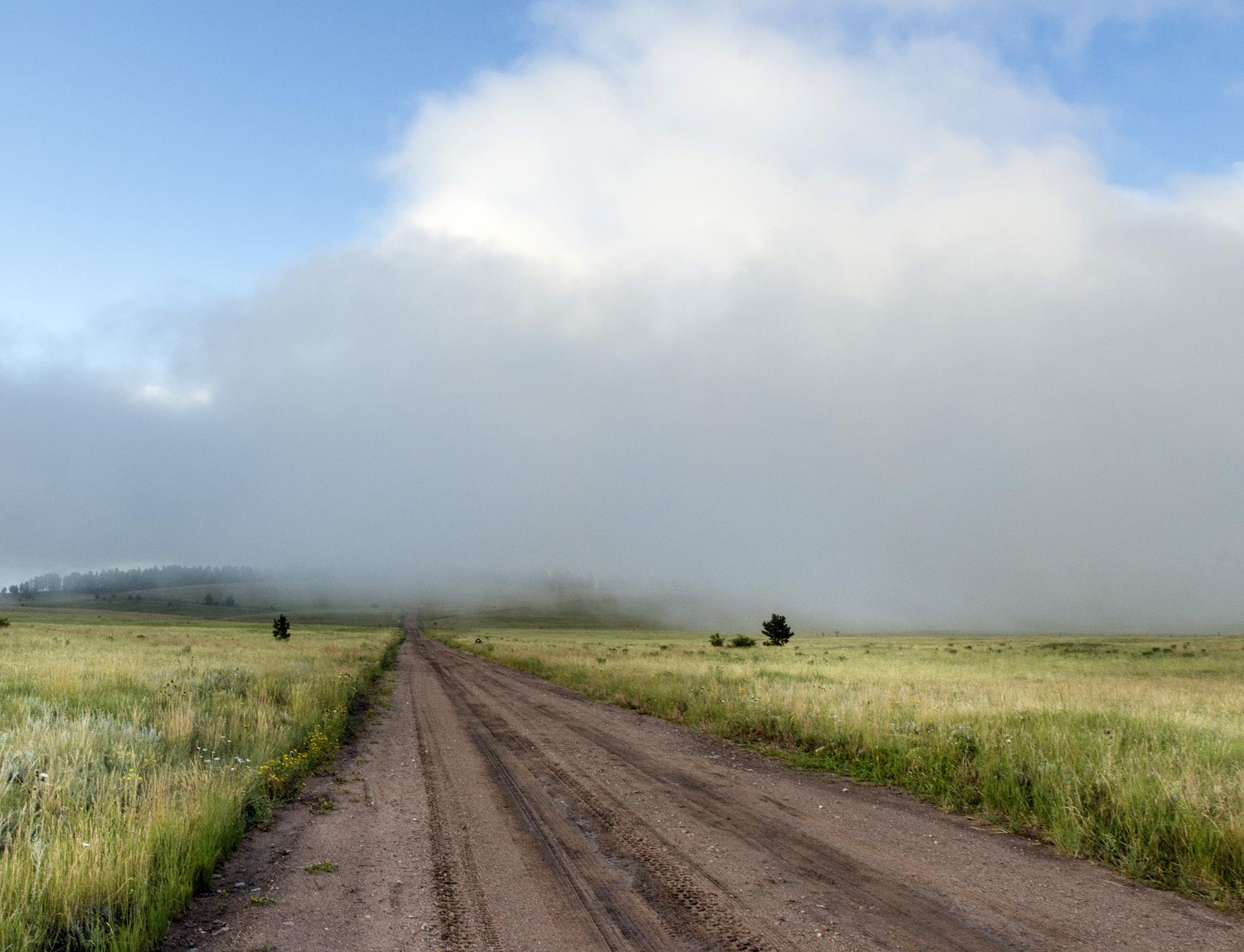 Road to Sky by Patricia McInroy