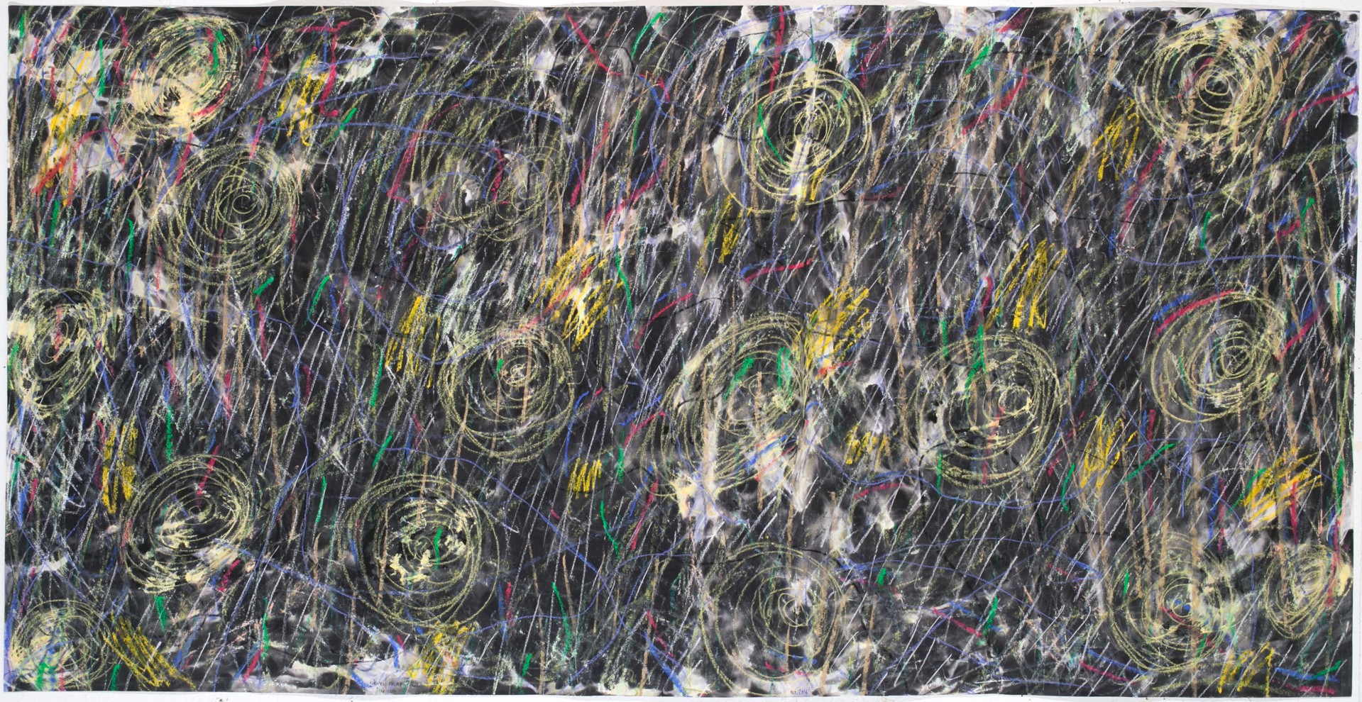 circles around the sun by Alan Lau