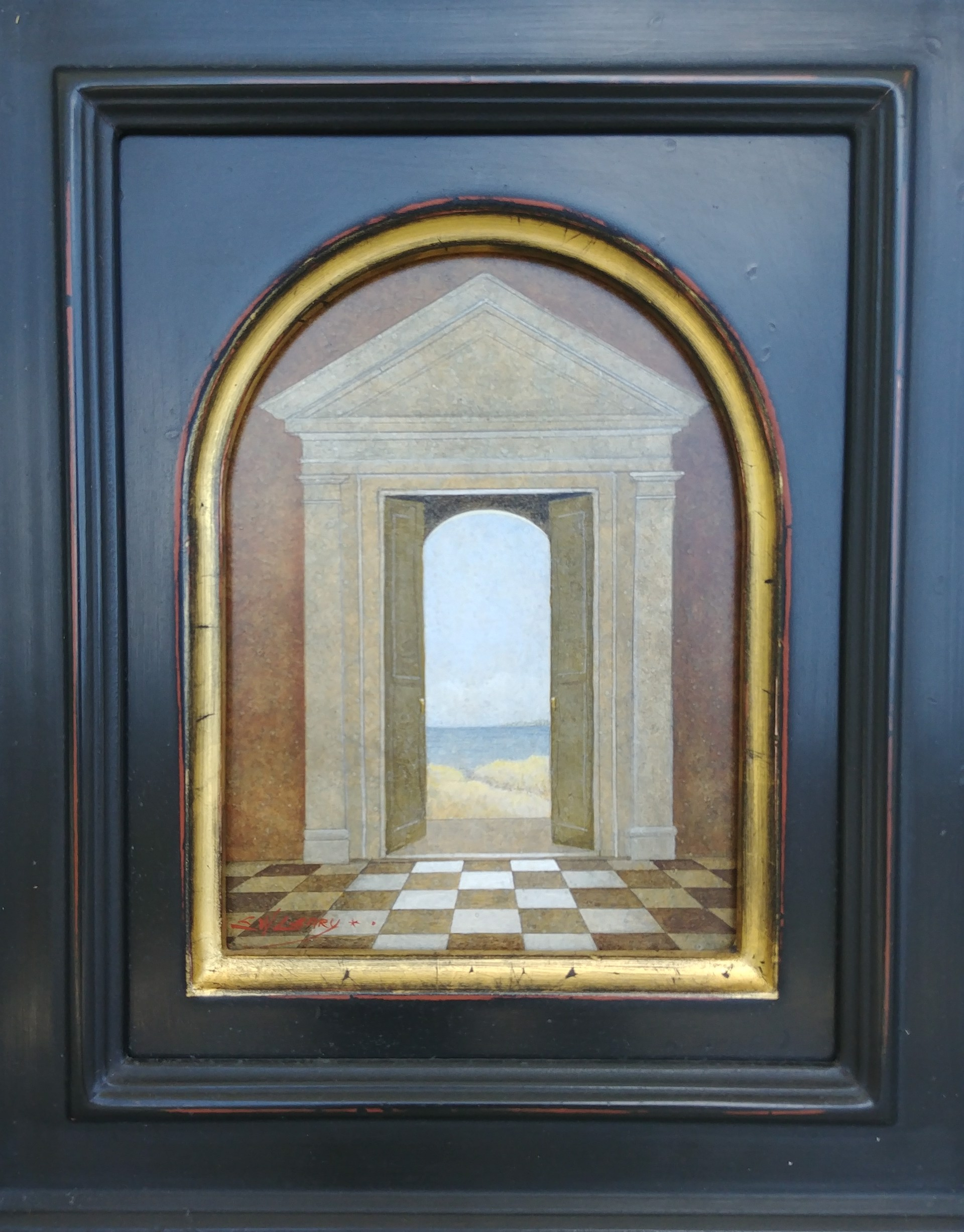Room With a View by Elizabeth Leary
