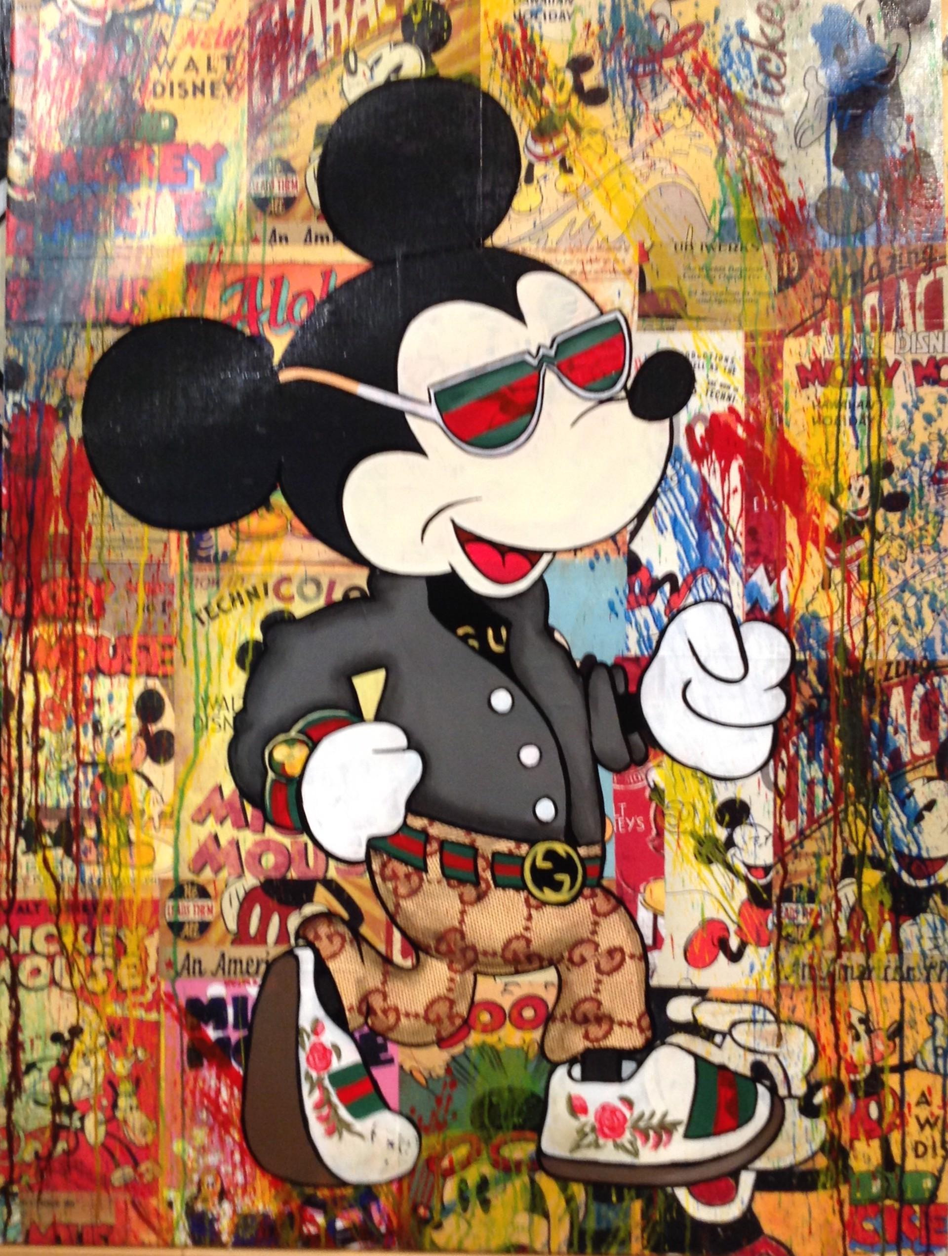 """Gucci Mickey"" by Buma Project"