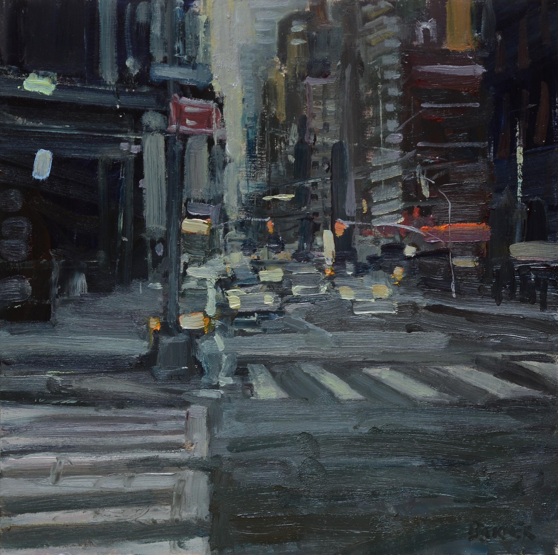 City #5 by Jim Beckner