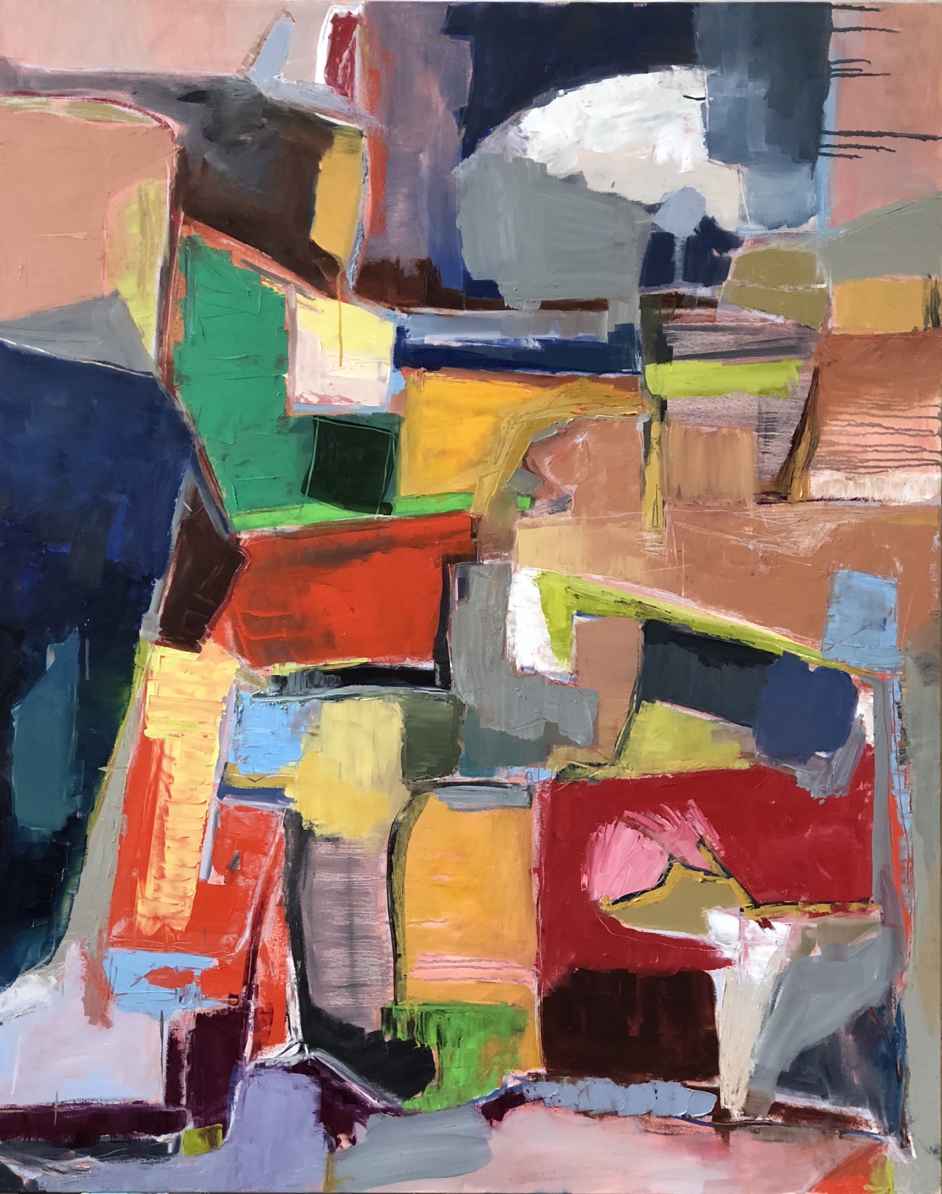 Abstract Landscape 14 by stevenpage prewitt