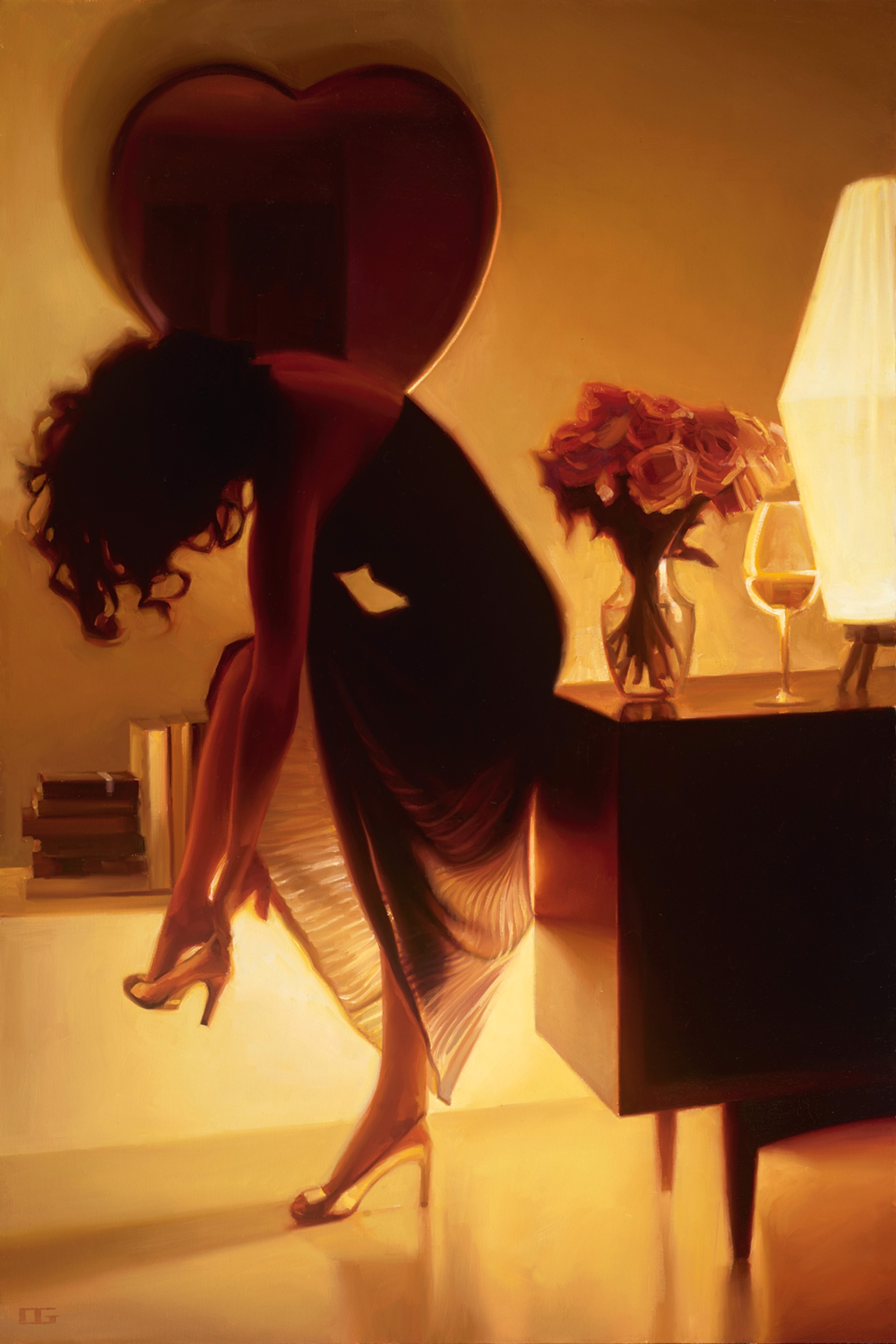 Love & Rockets (S/N) by Carrie Graber