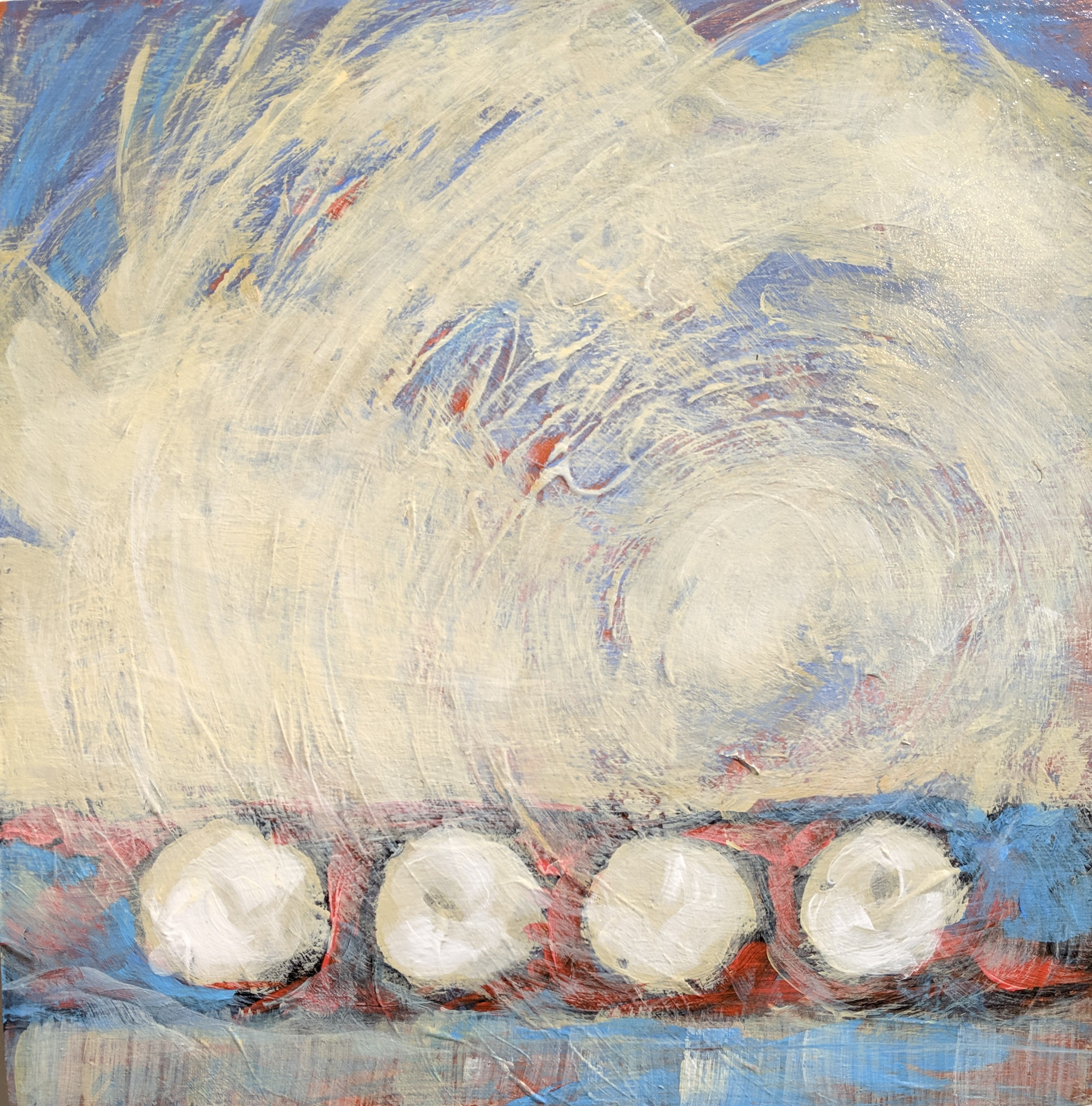 Four by Helen Bellaver