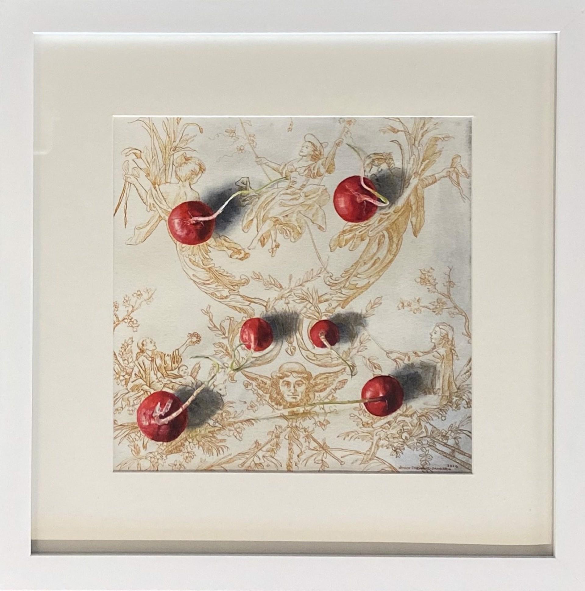 Fragonard Radish Dance by Denise Stewart-Sanabria