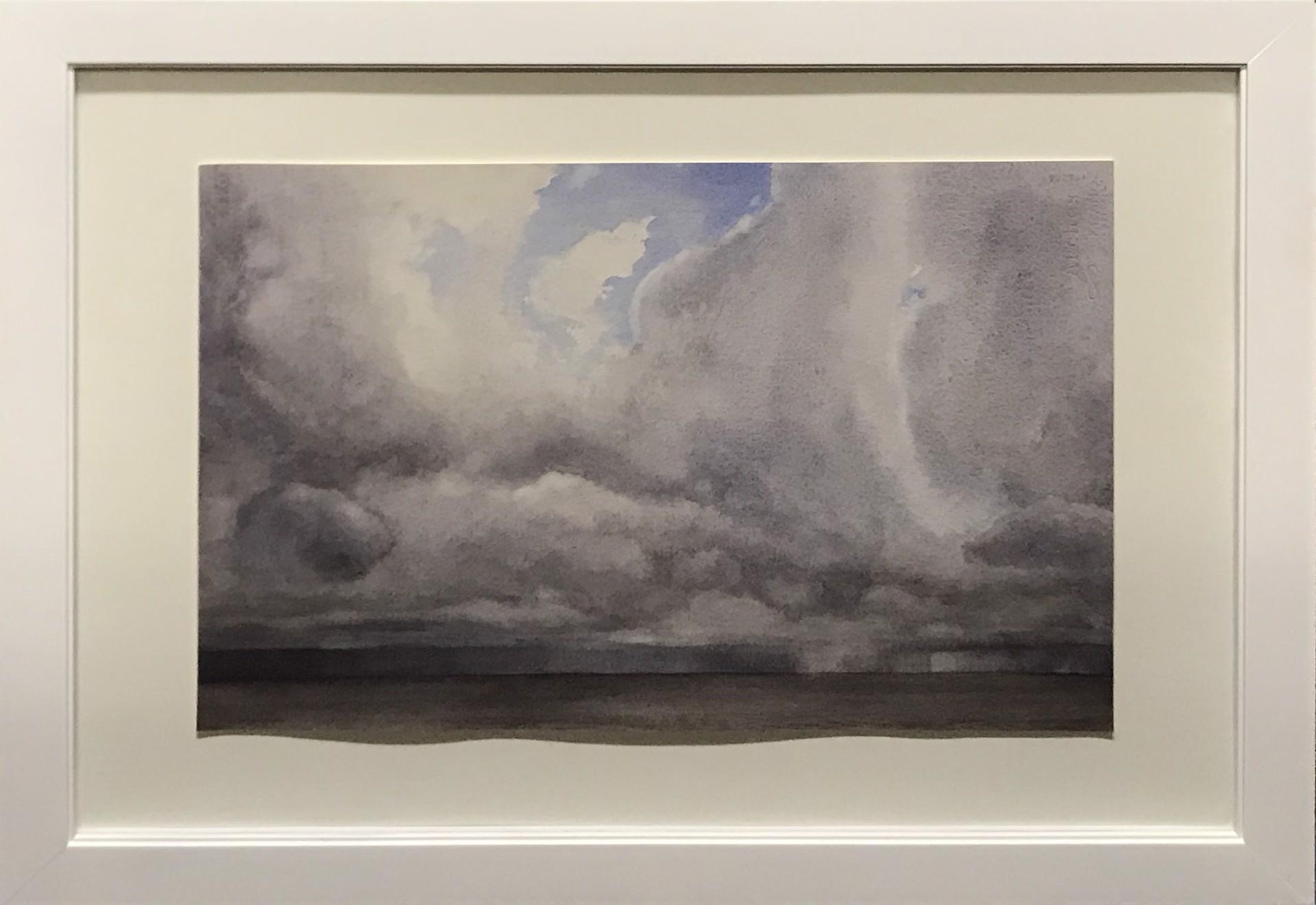 Coastal Squall, Bolivar by Ken Mazzu