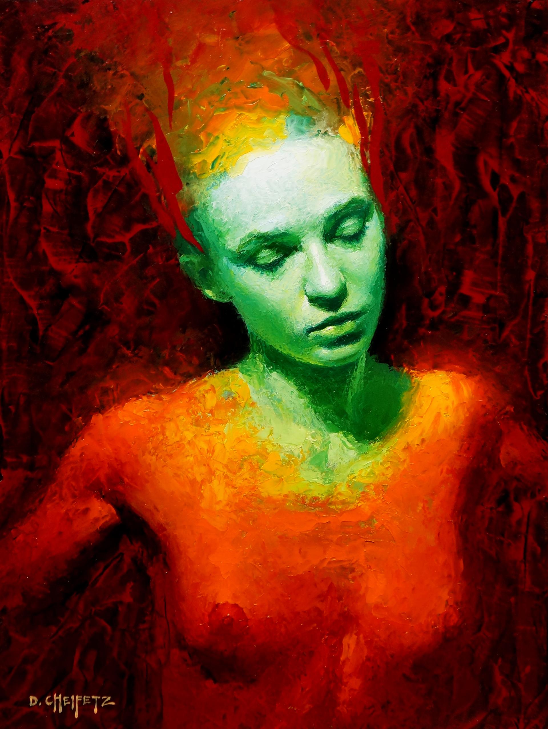 The Deep by David Cheifetz