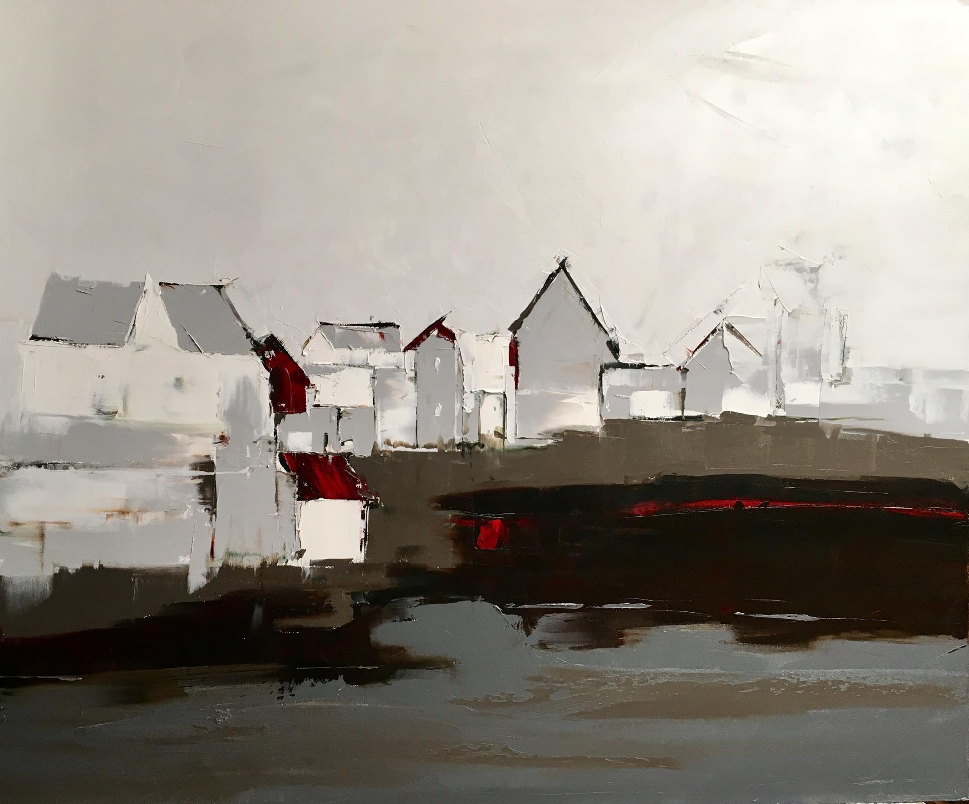 Village by Sandra Pratt