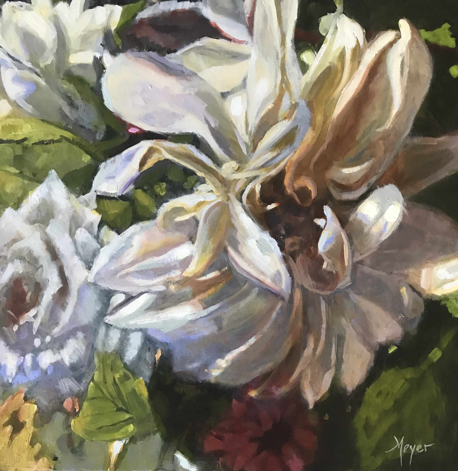 Centerpiece by Laurie Meyer