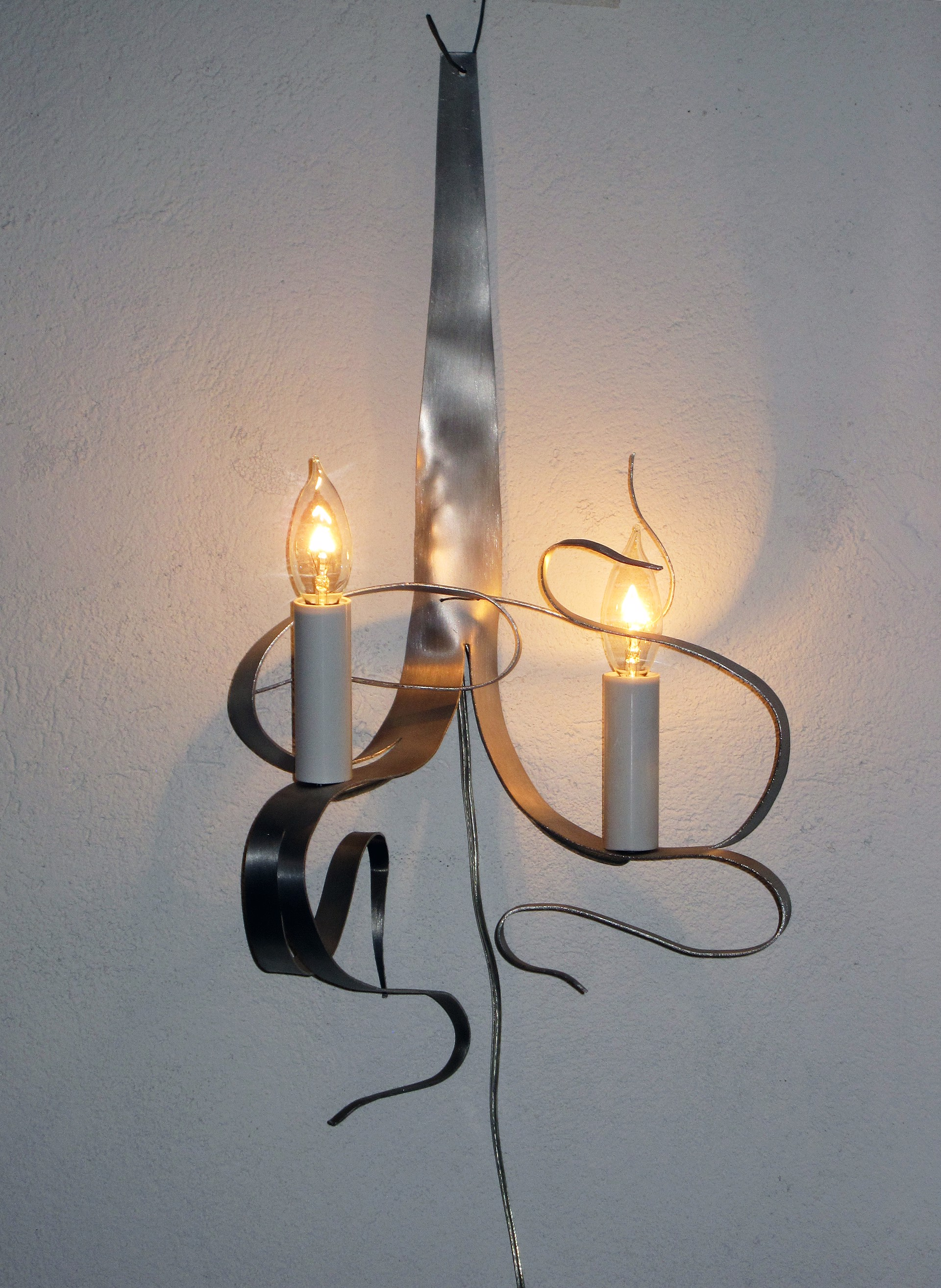 """FIori"" Wall lights  by Jacques Jarrige"