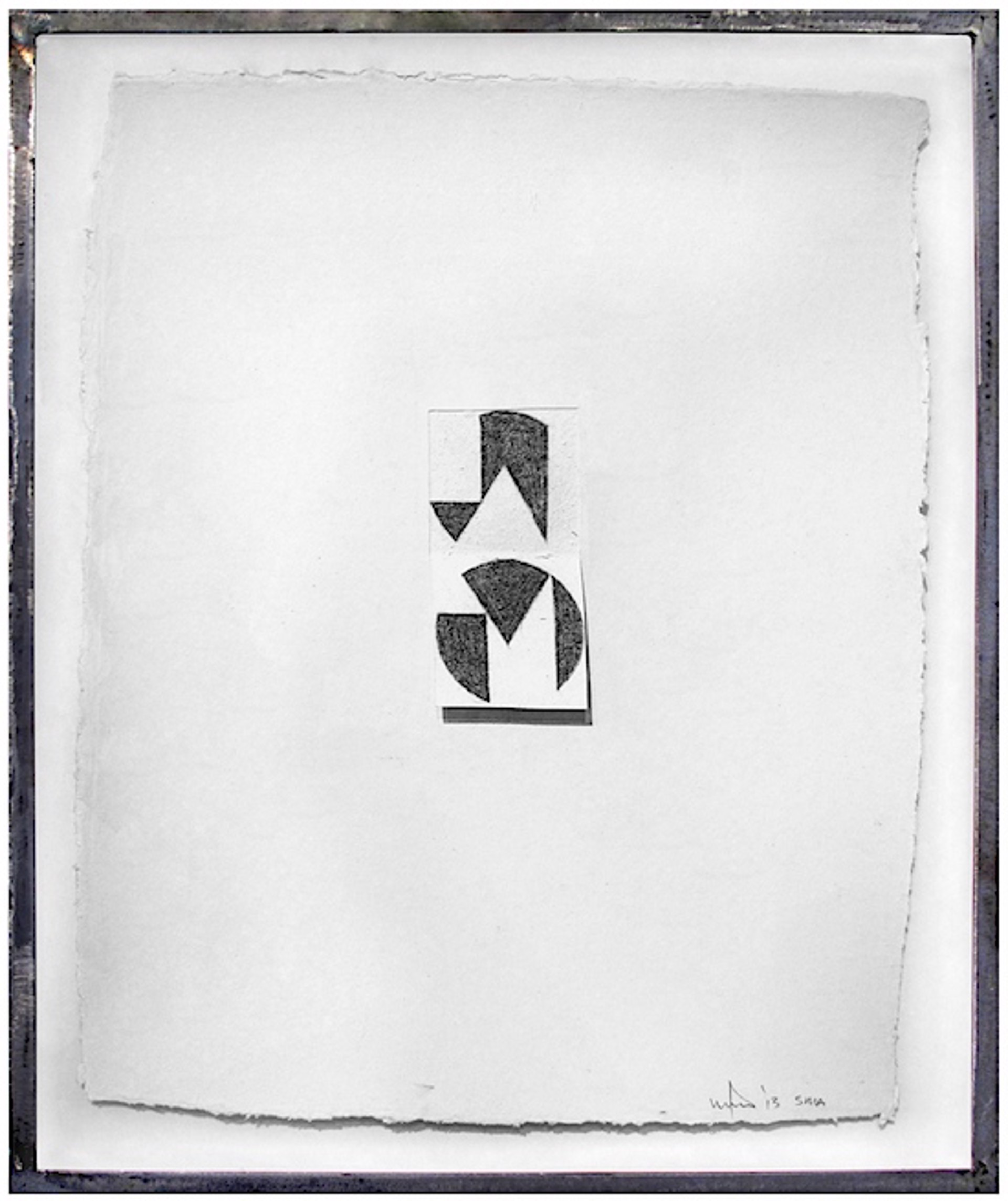 Untitled (SMA VII) by William Fares