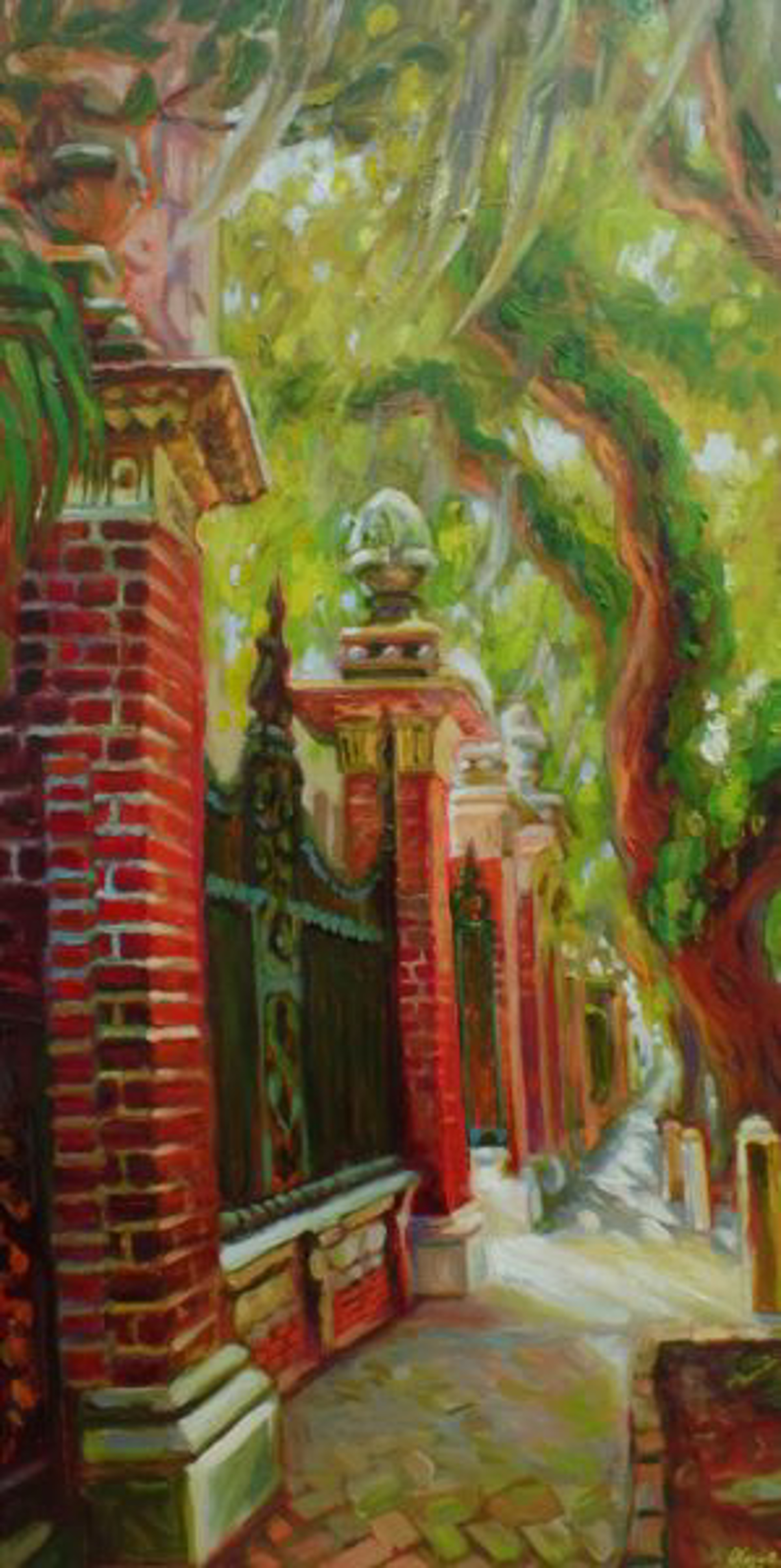 Legare Street II by Olessia Maximenko