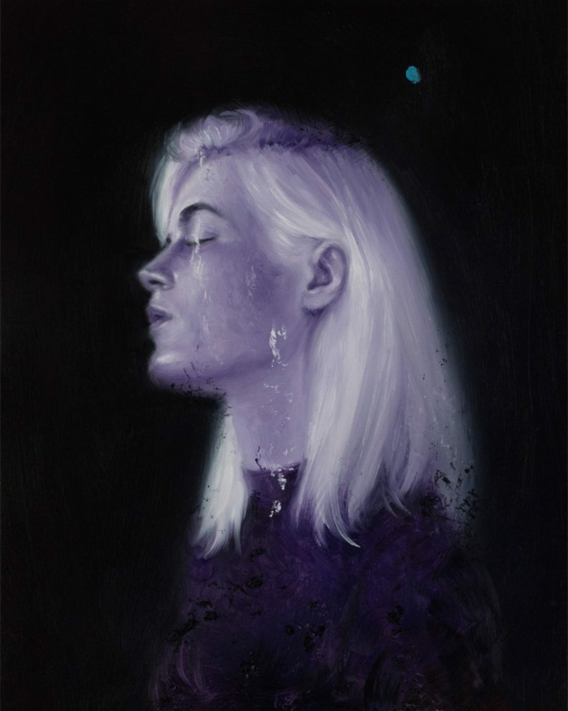 Violet by Valentin Fischer
