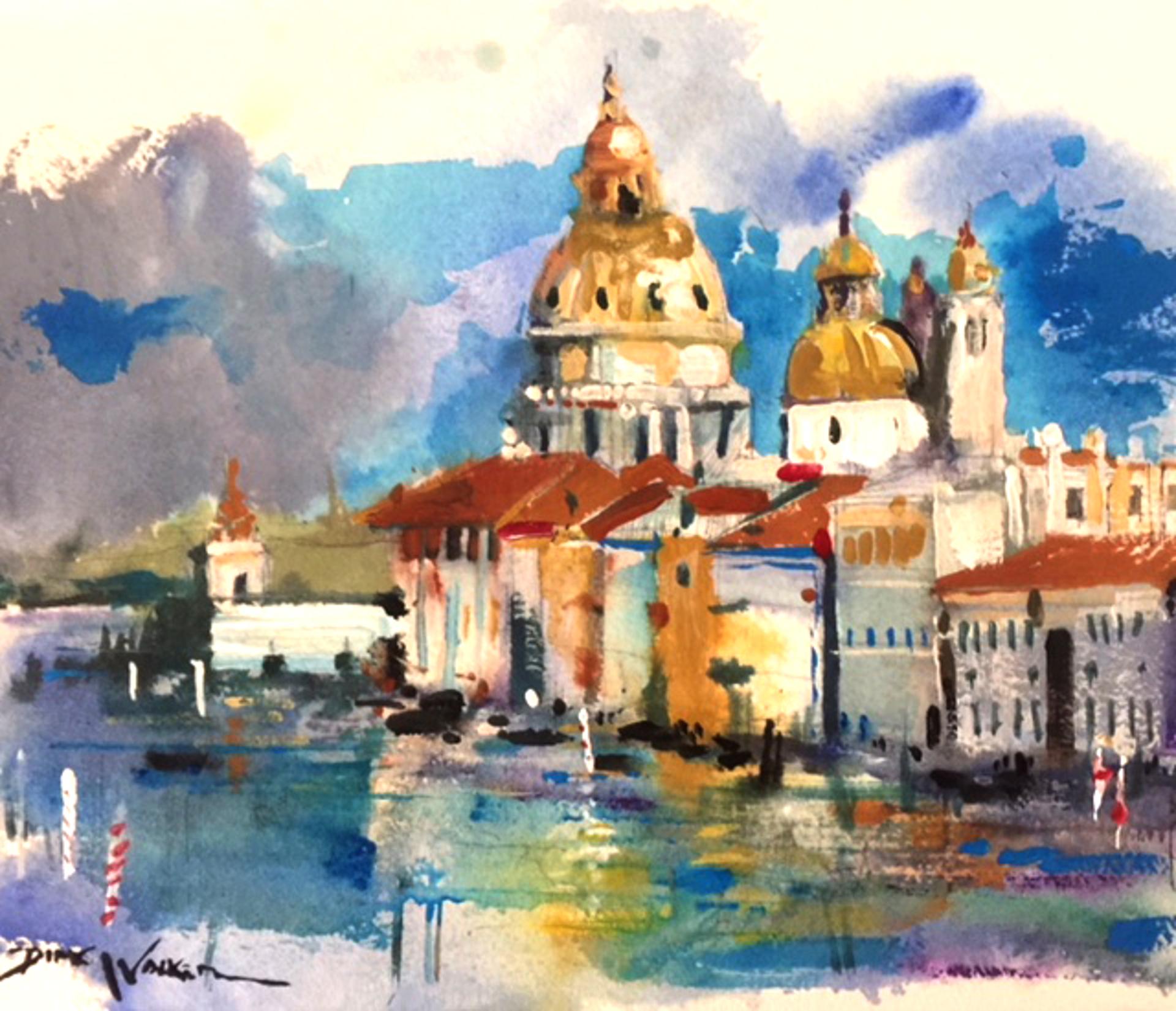 Venice by Dirk Walker