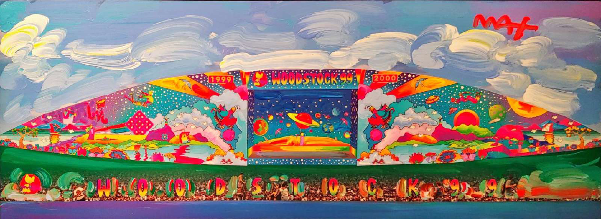 WOODSTOCK 99 by Peter Max