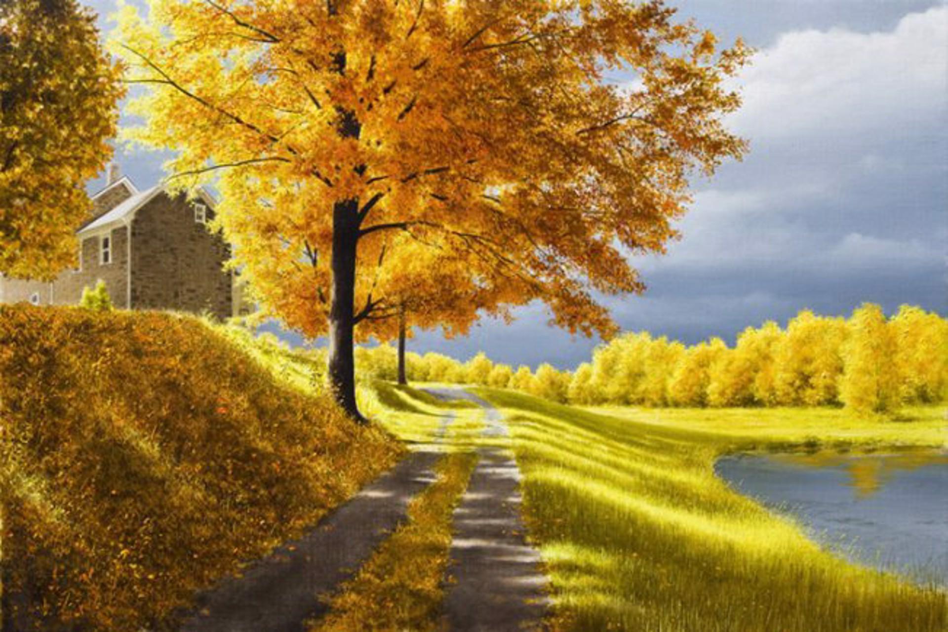October Thunder by Alexander Volkov