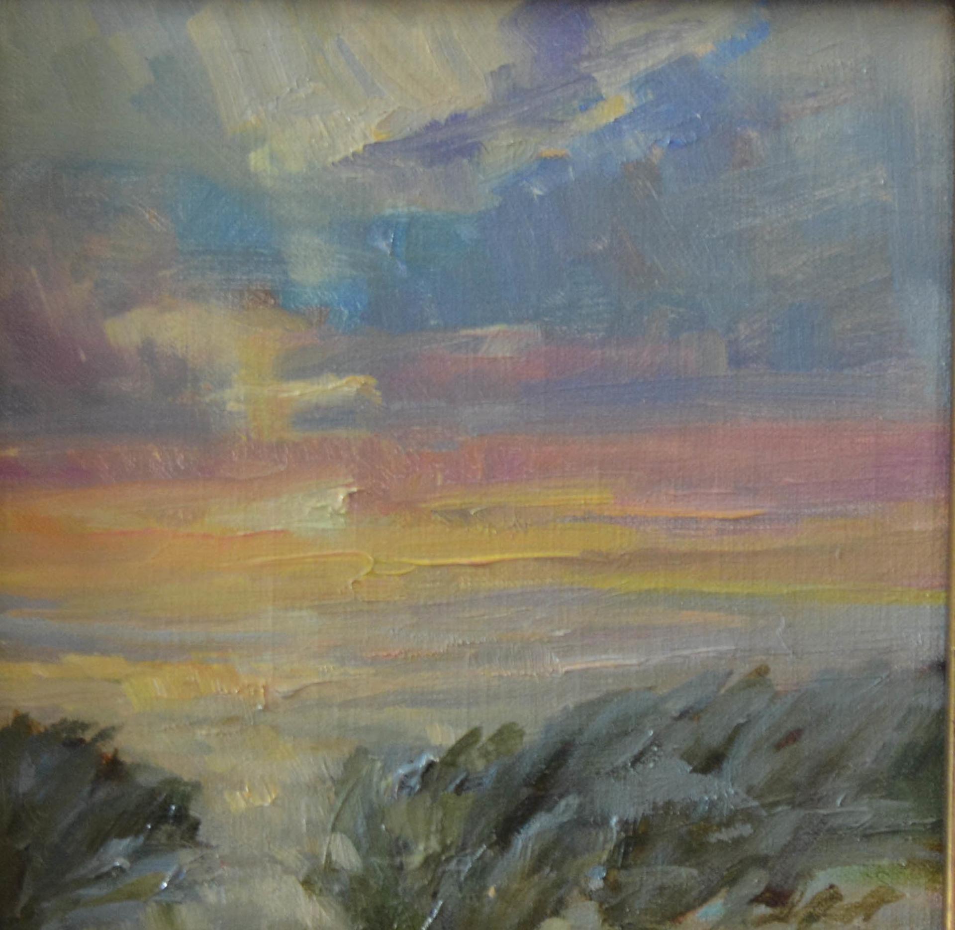 The Quiet of Morning by Karen Hewitt Hagan