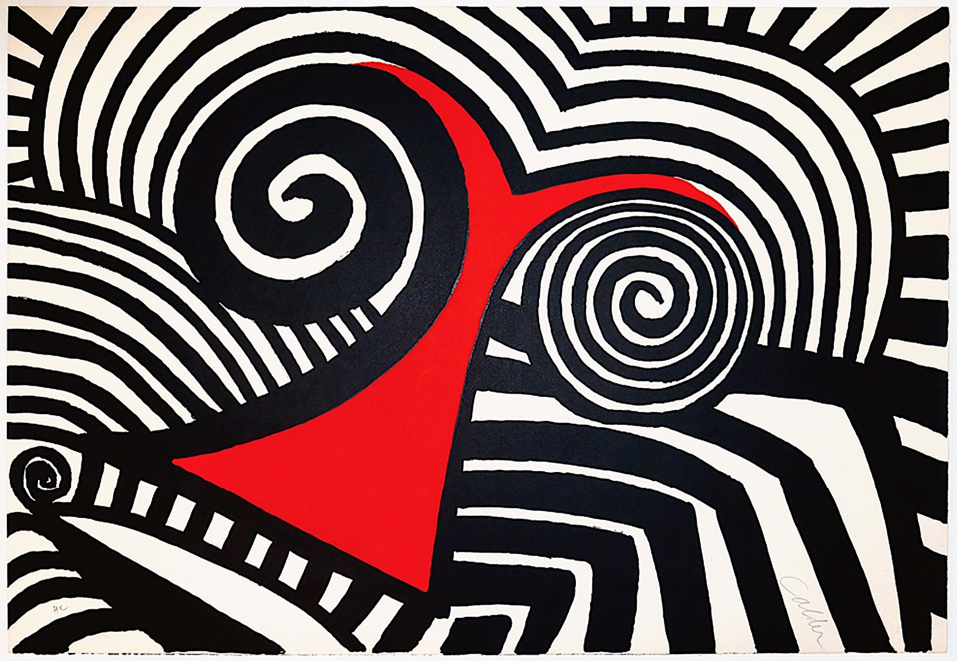 Red Nose by Alexander Calder