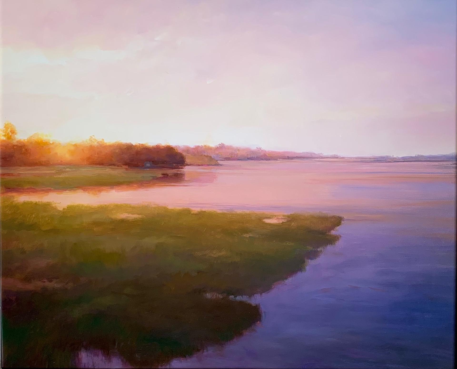 Dusk to Dawn by Arnold Desmarais