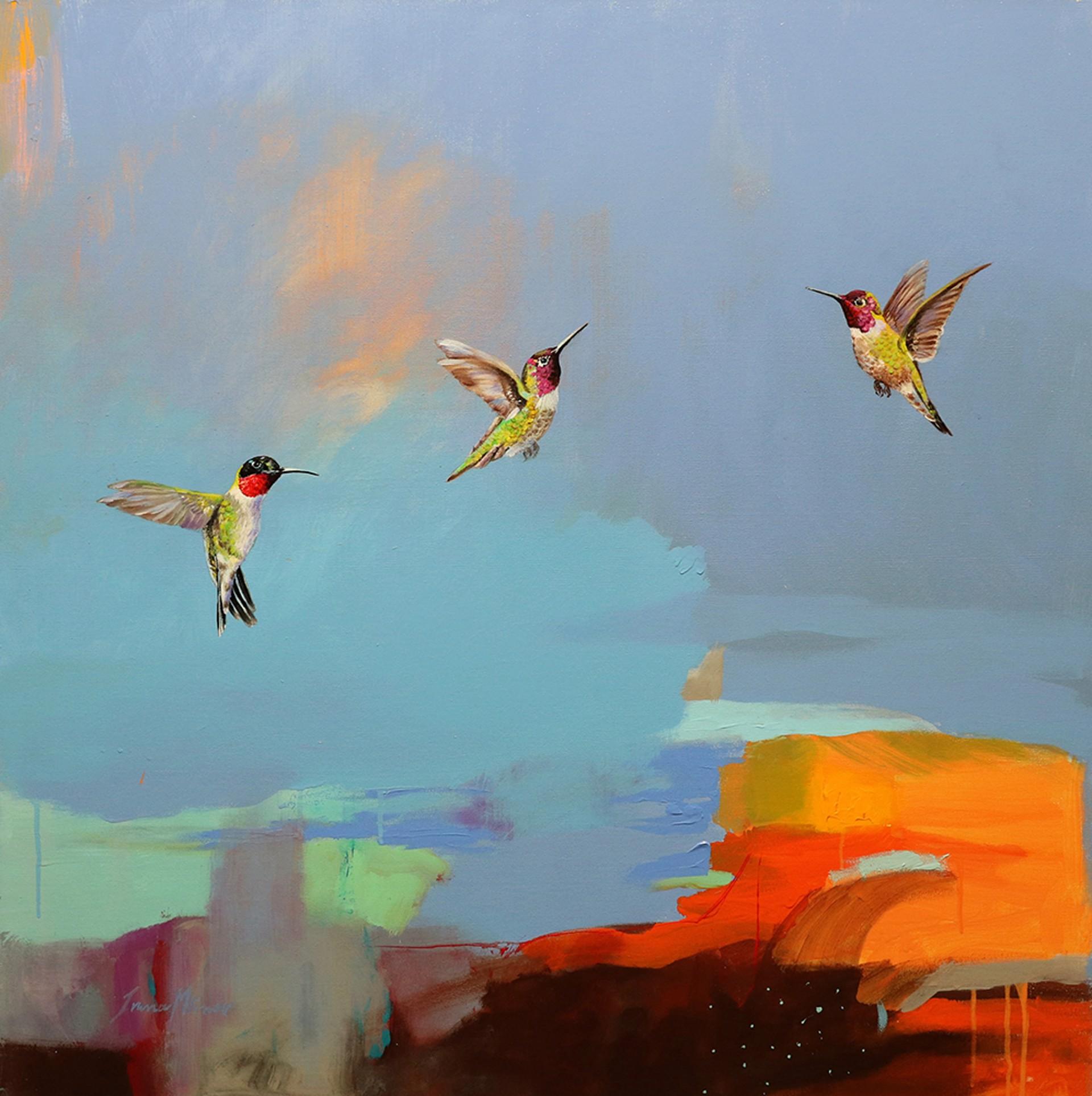 Flight Season by Ivana Mlinar
