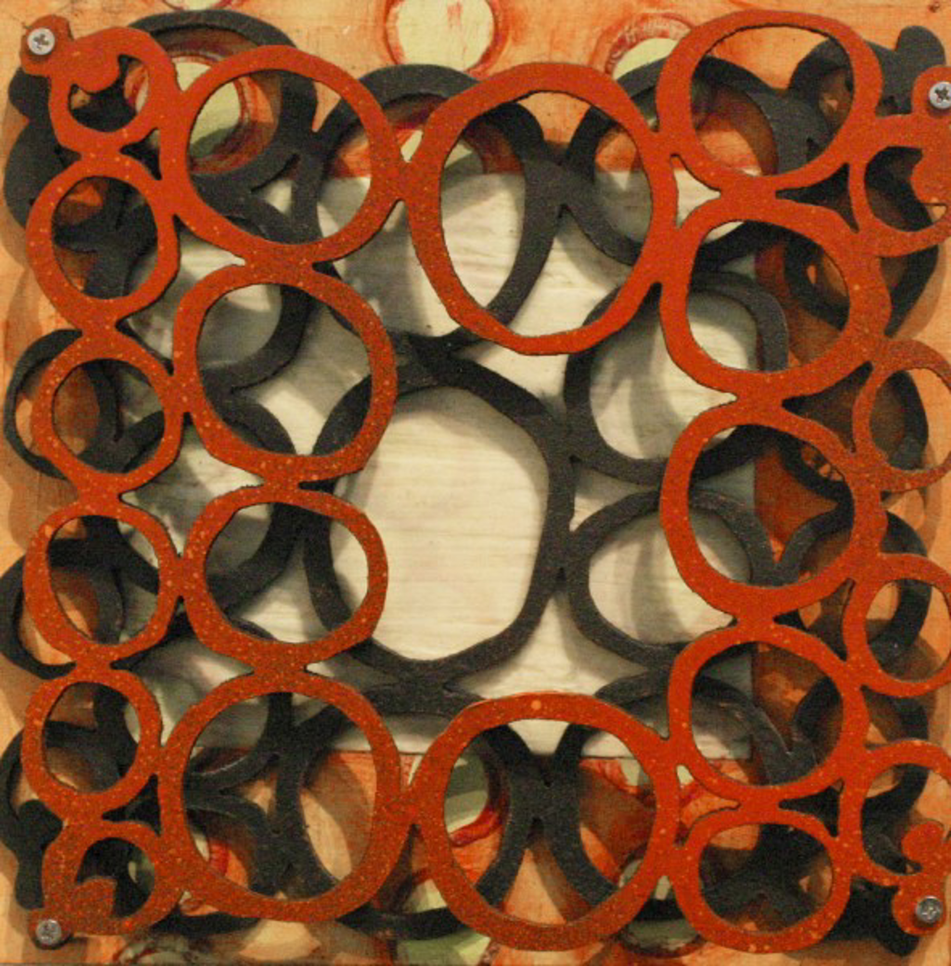 Lattice 2 by June Sekiguchi