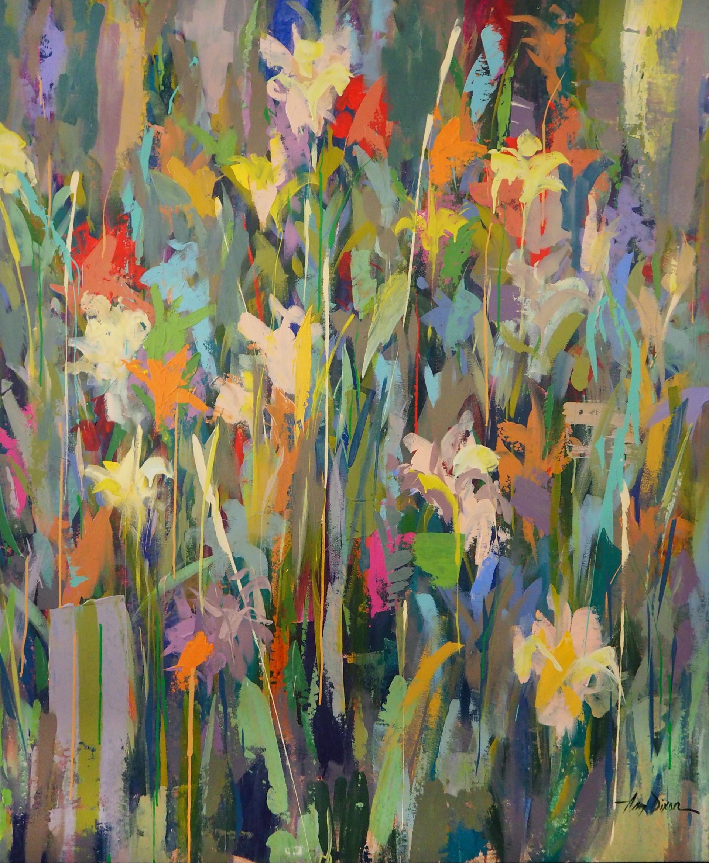 Fleur-de-Lis  by Amy Dixon