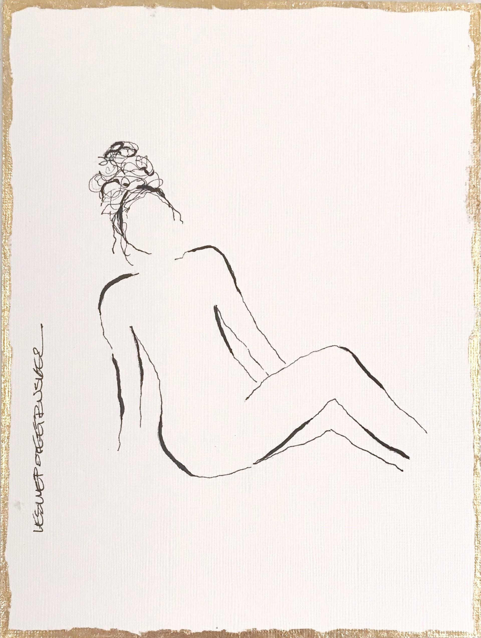 Figure No. 182 by Leslie Poteet Busker