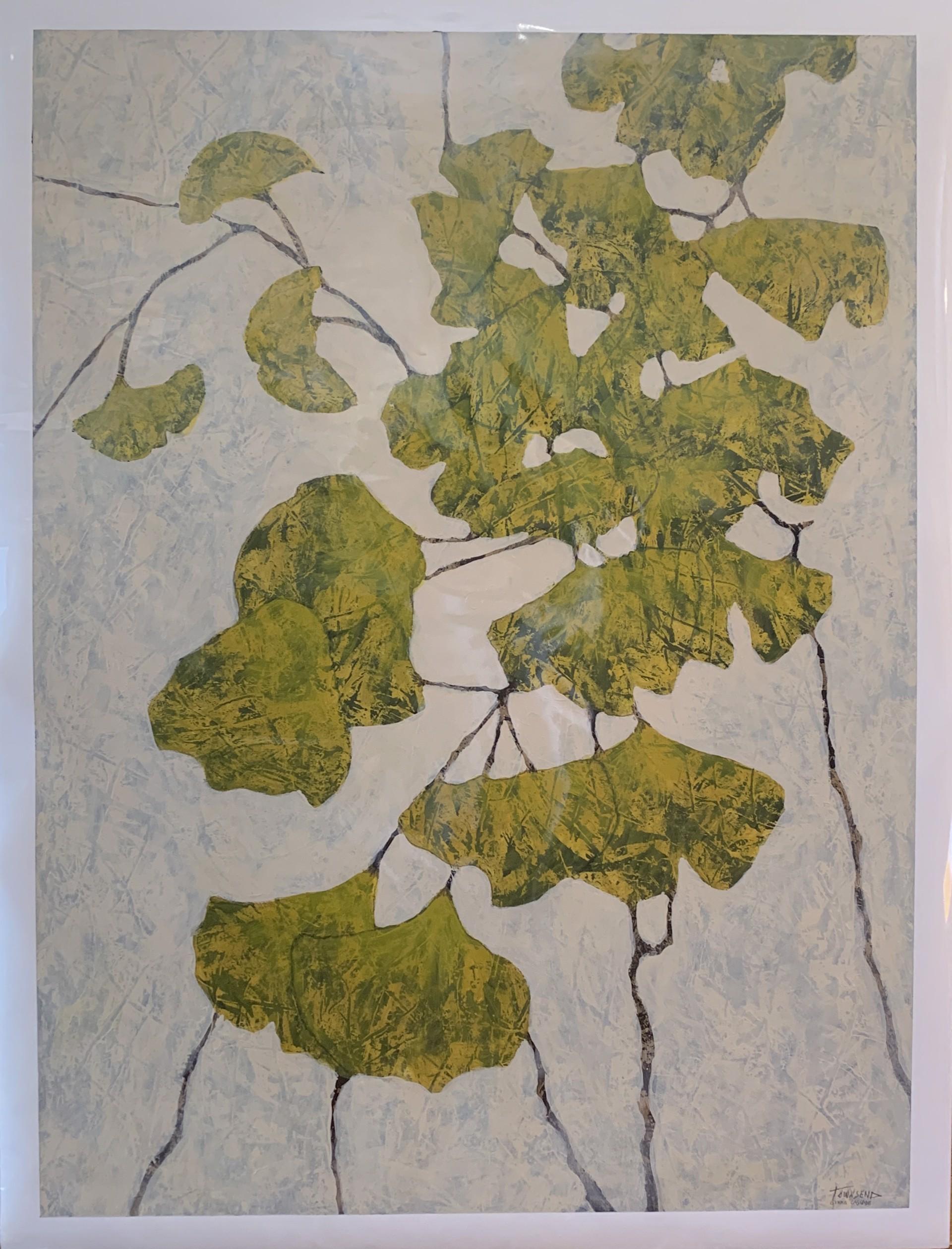 Ginkgo Cascade by John Townsend