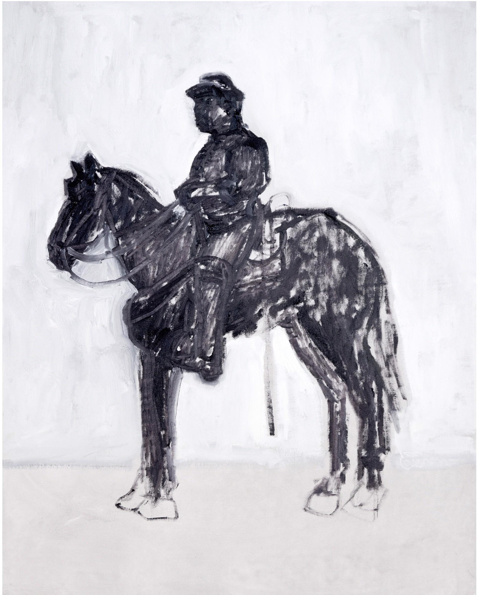 Horseback No. 3 by Anne-Louise Ewen