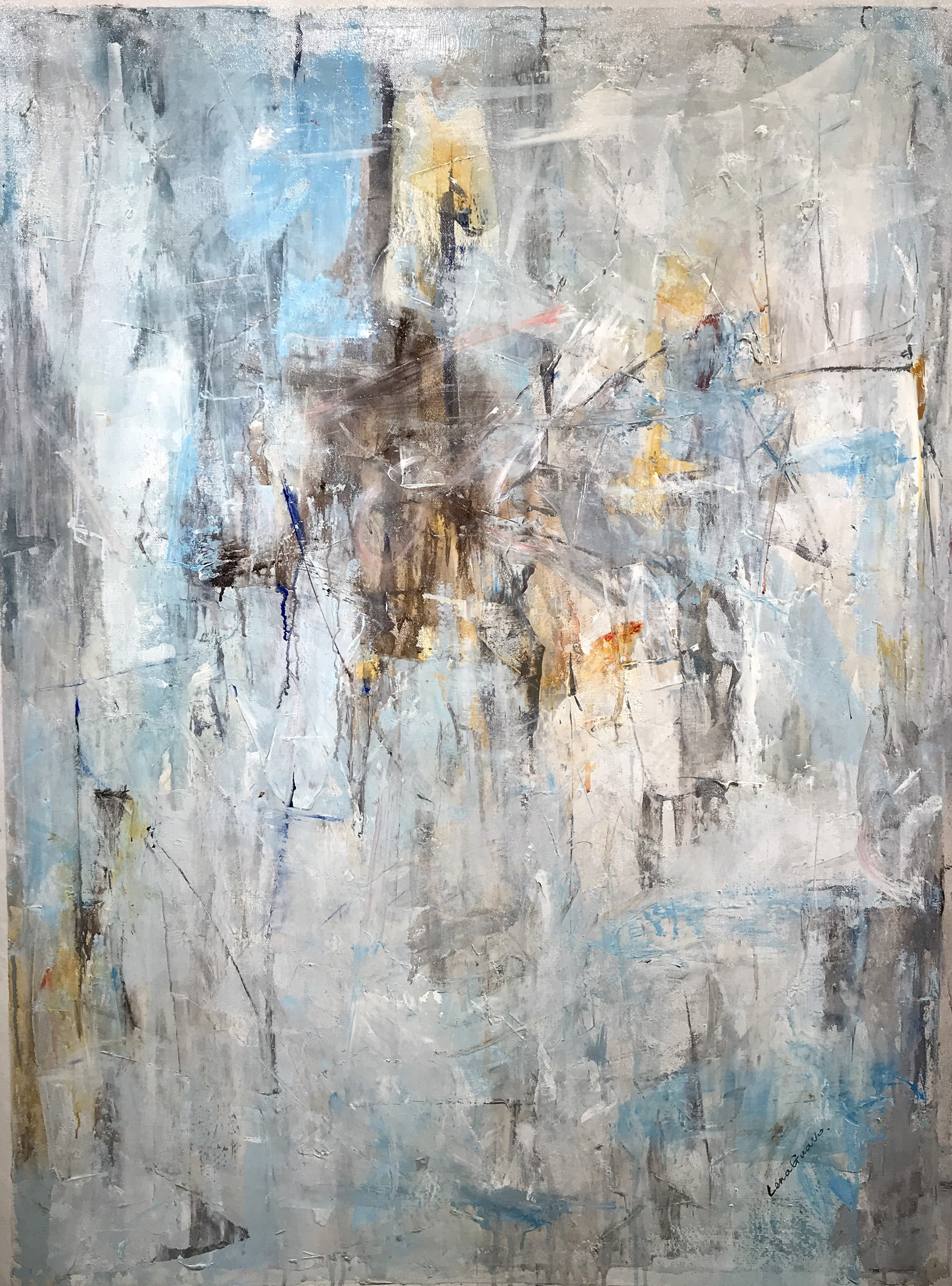 ABSTRACT by LENA GUAVO