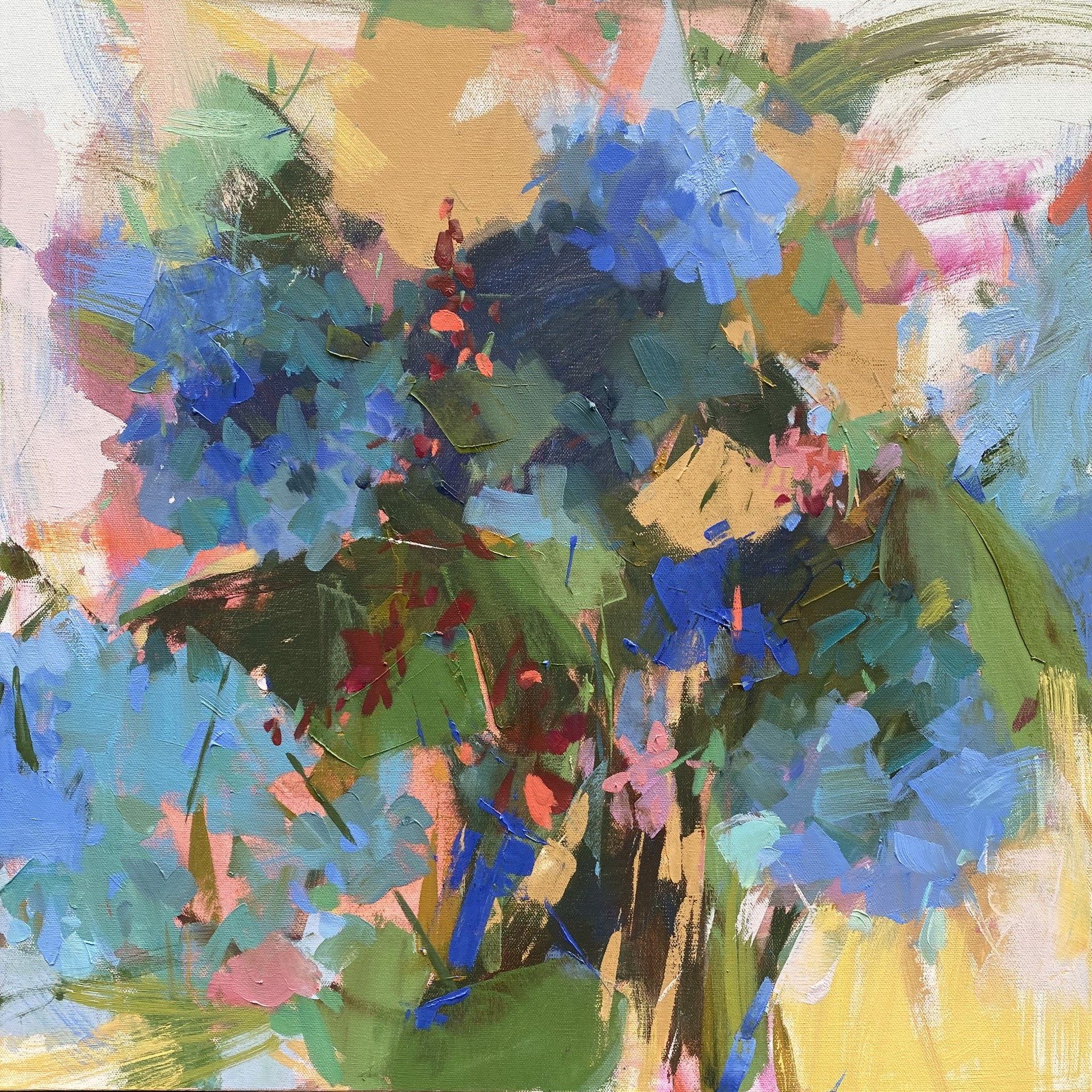 Petal Confetti, IV by Marissa Vogl