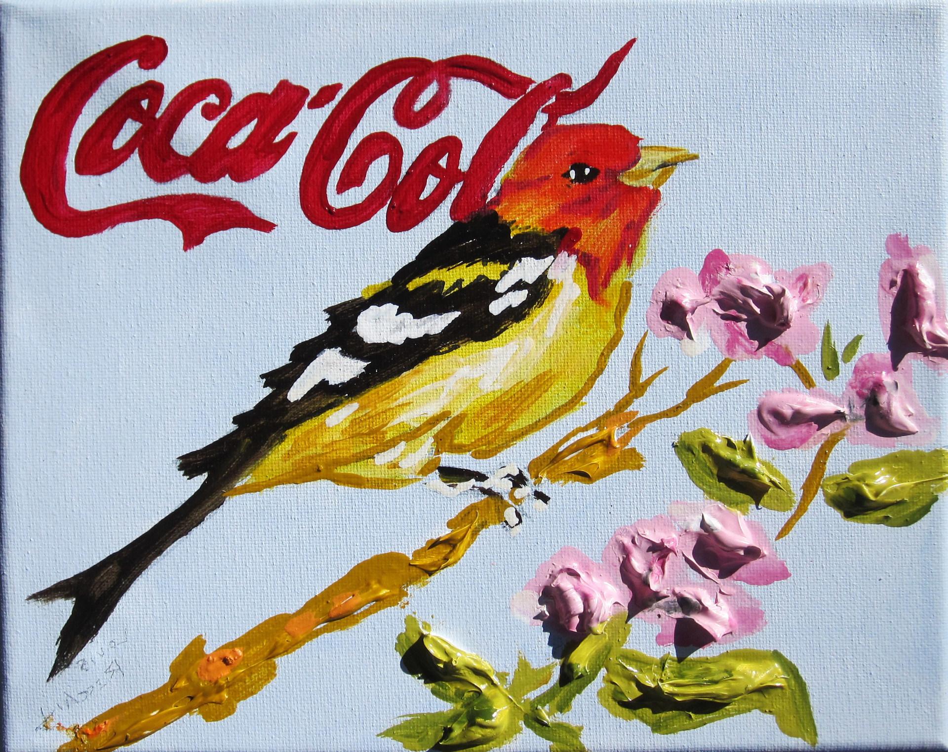 Songbird by Louis Recchia